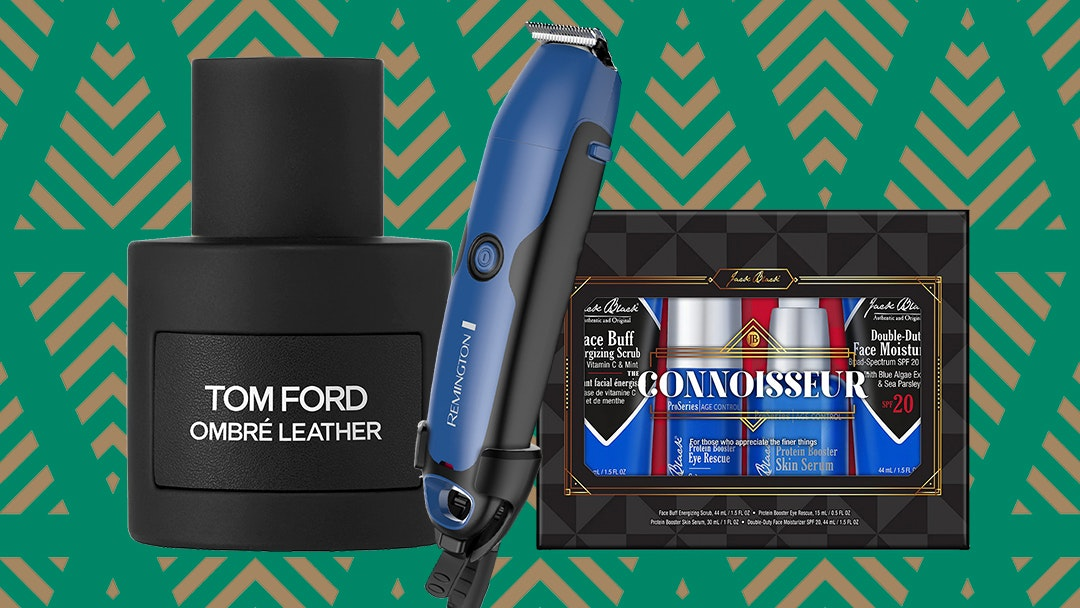 10 of the Best Grooming Gifts to Give Your Guy This Holiday Season