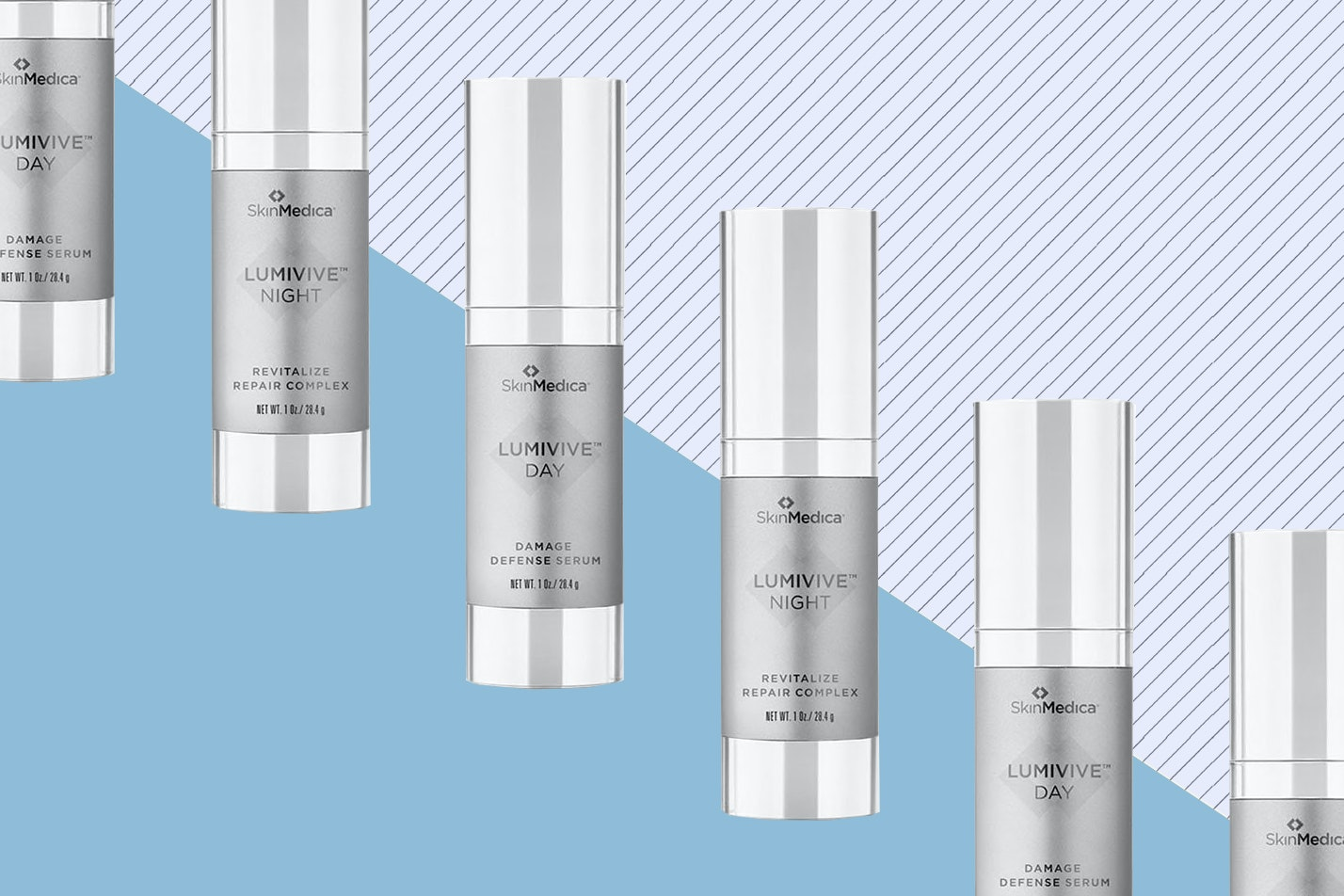 Review: The New SkinMedica LUMIVIVE System Protects Skin From the Aging Effects of Blue Light