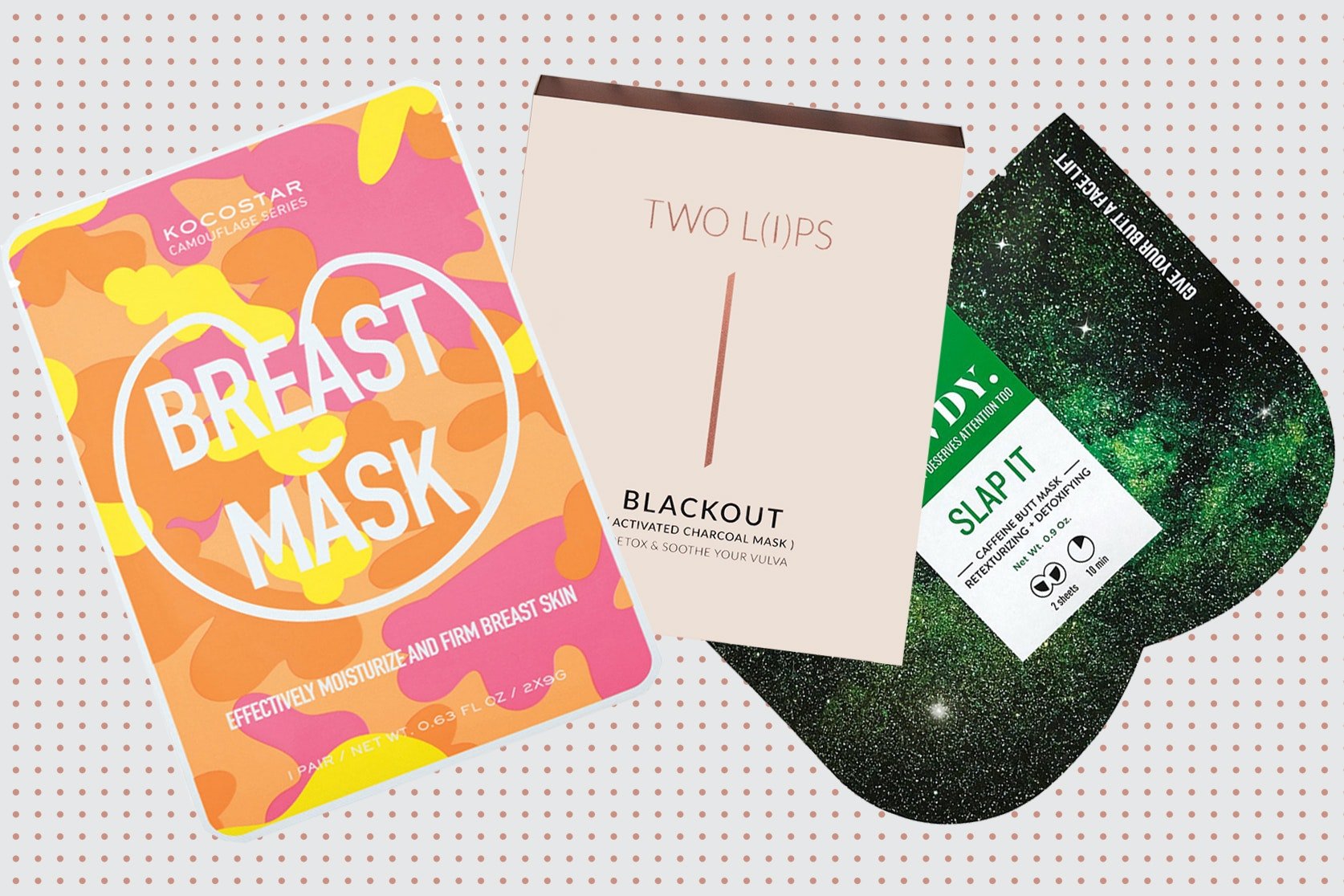 The Best Sheet Masks For Every Part of Your Body