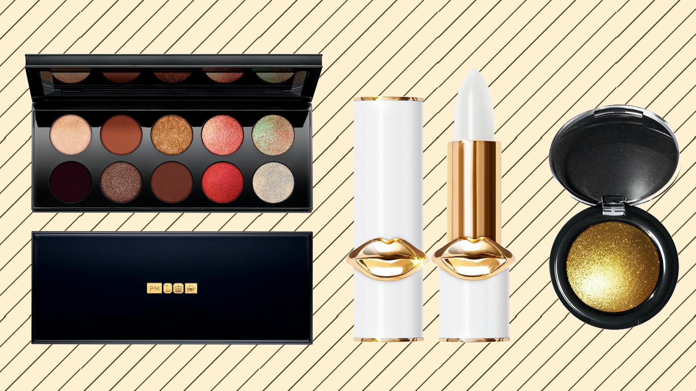 Pat McGrath Thinks We Should All Wear Gold Makeup