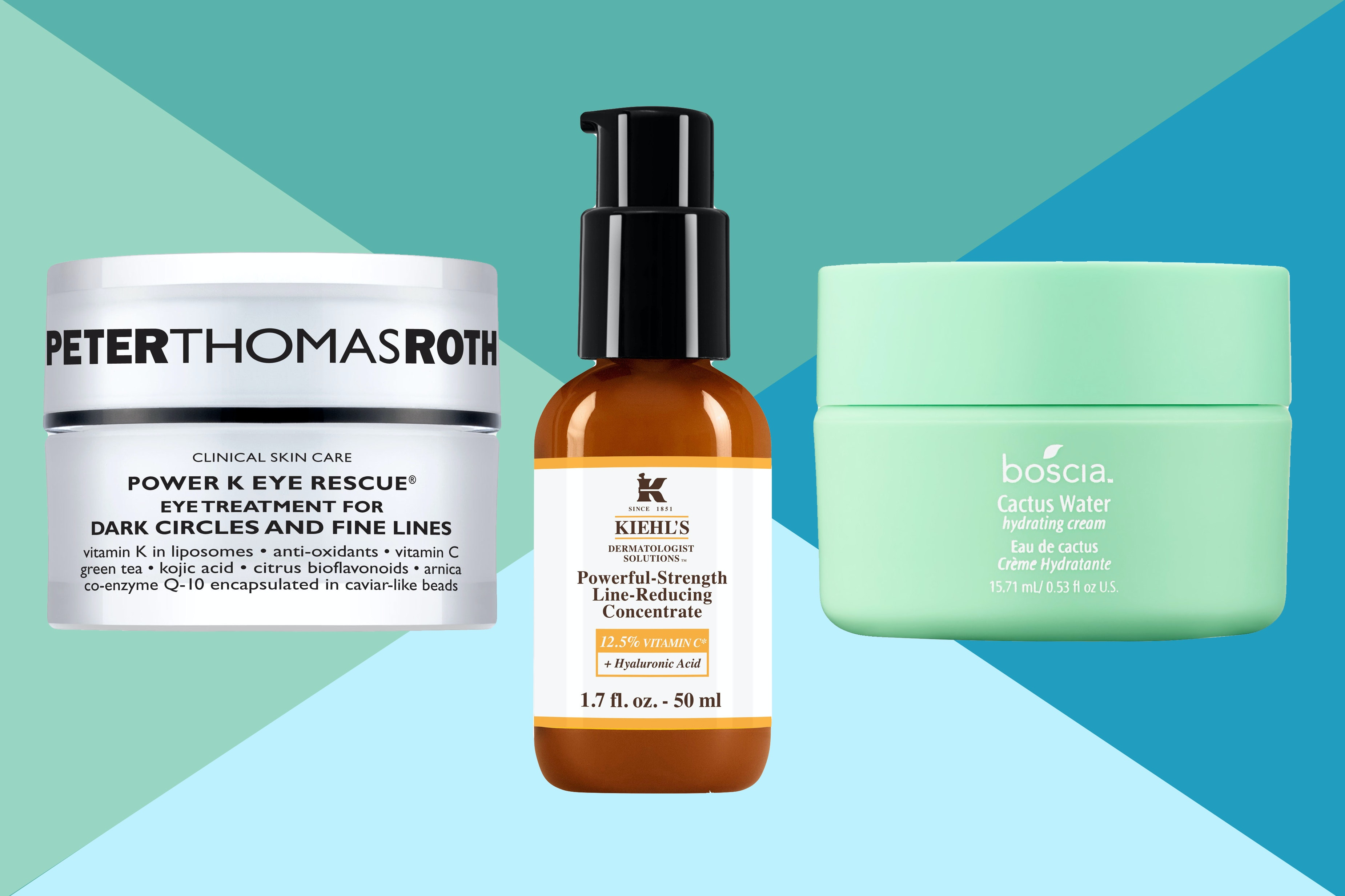 In Your 50s? These Ingredients Should Be the Stars of Your Skincare Routine