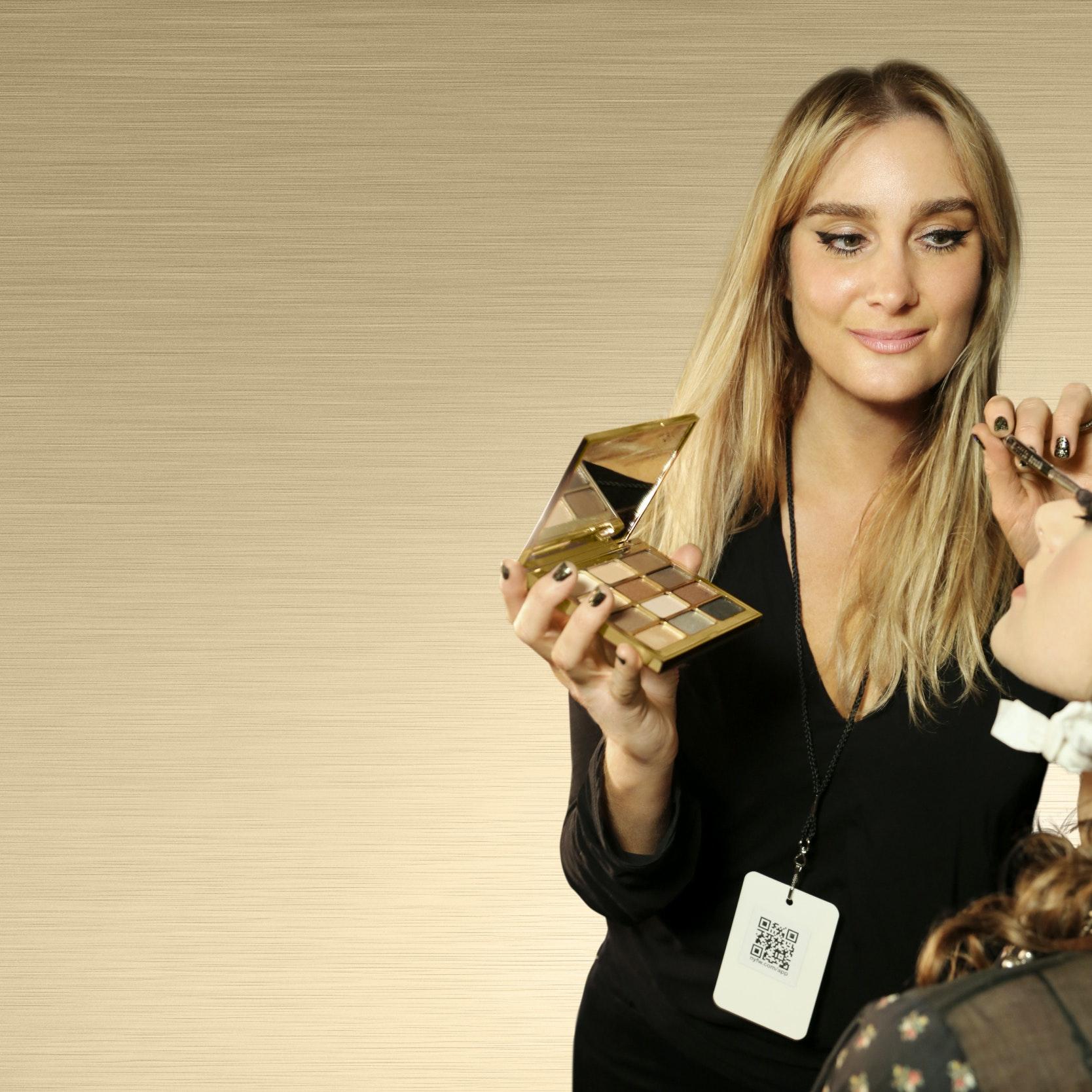 Behind the Curtain: Sarah Lucero, Global Executive Director of Creative Artistry for Stila Cosmetics