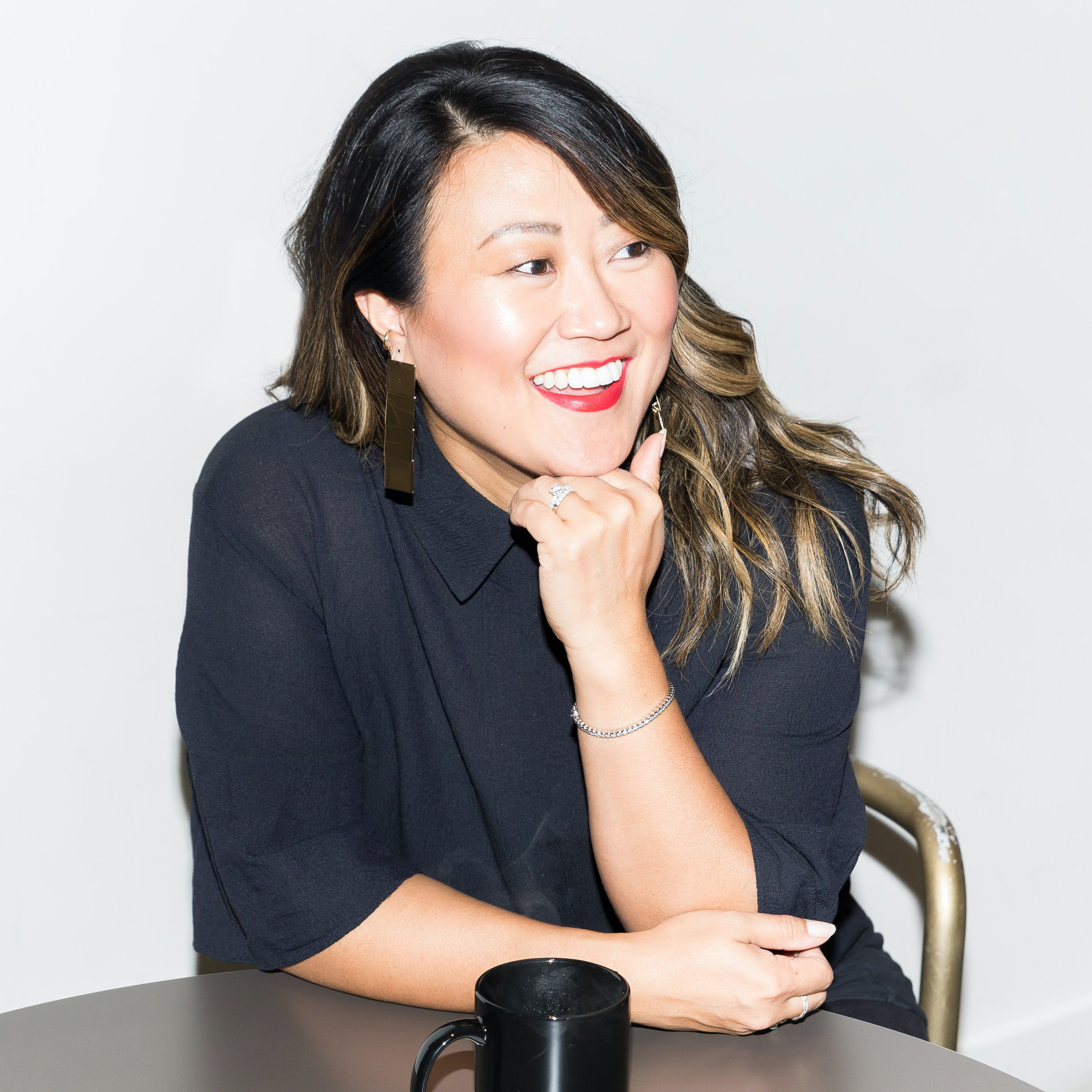 Grace Lee's Advice For Burgeoning Makeup Artists: Be Nice, Work For Free