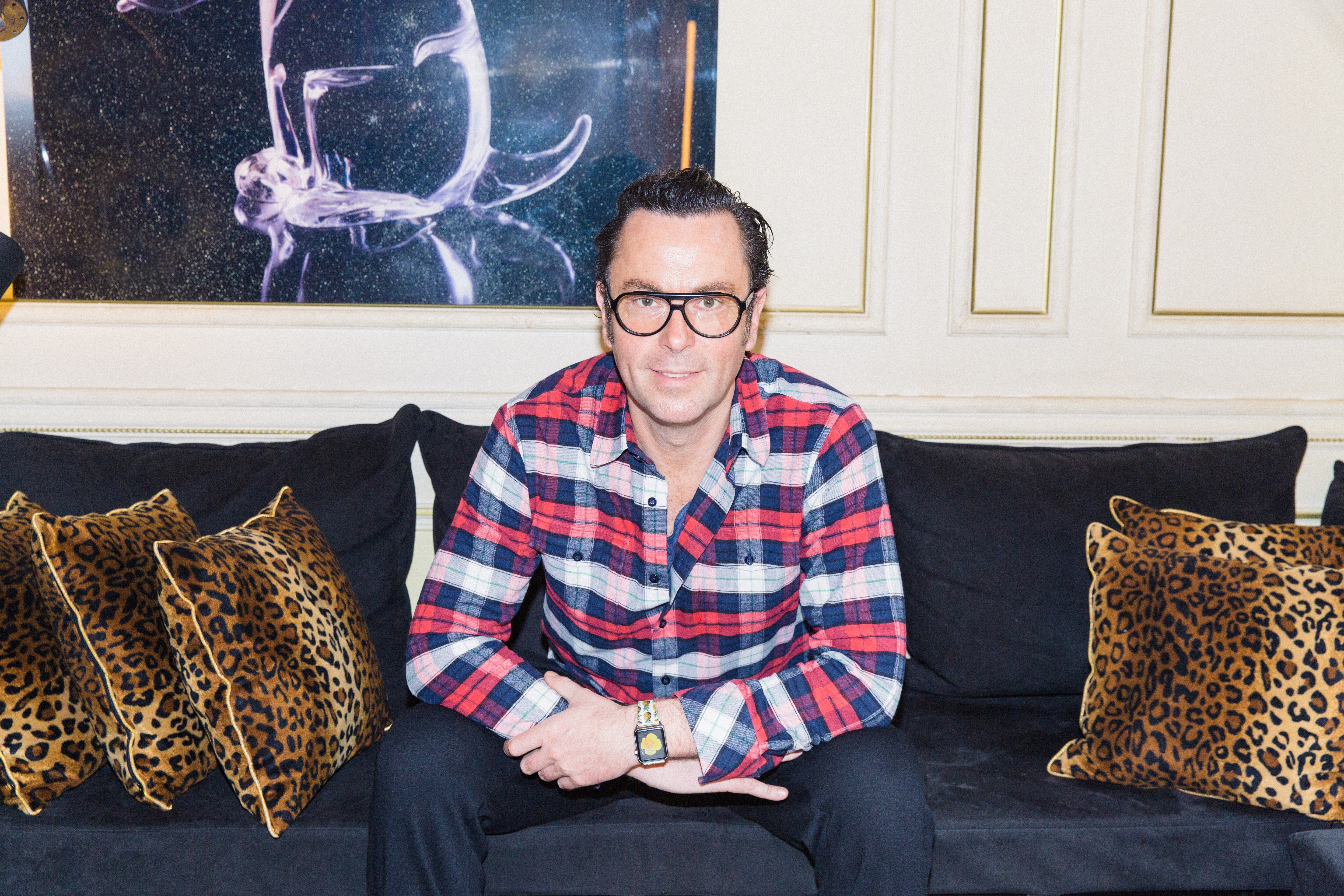 Behind the Curtain: French Hair Guru Christophe Robin