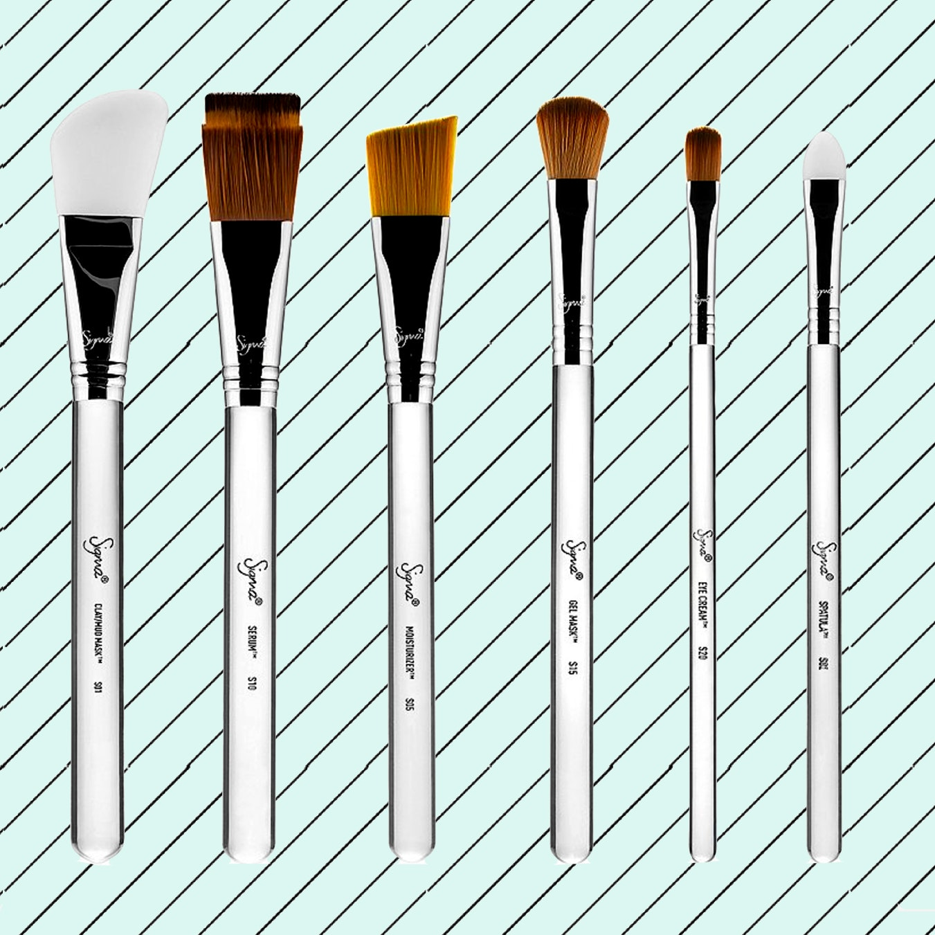 This $55 Brush Set Makes a $50 Skincare Routine Feel Like a $500 One