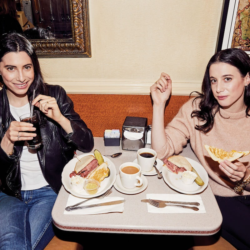 She Eats: Danielle and Lauren Kosann of New Potato