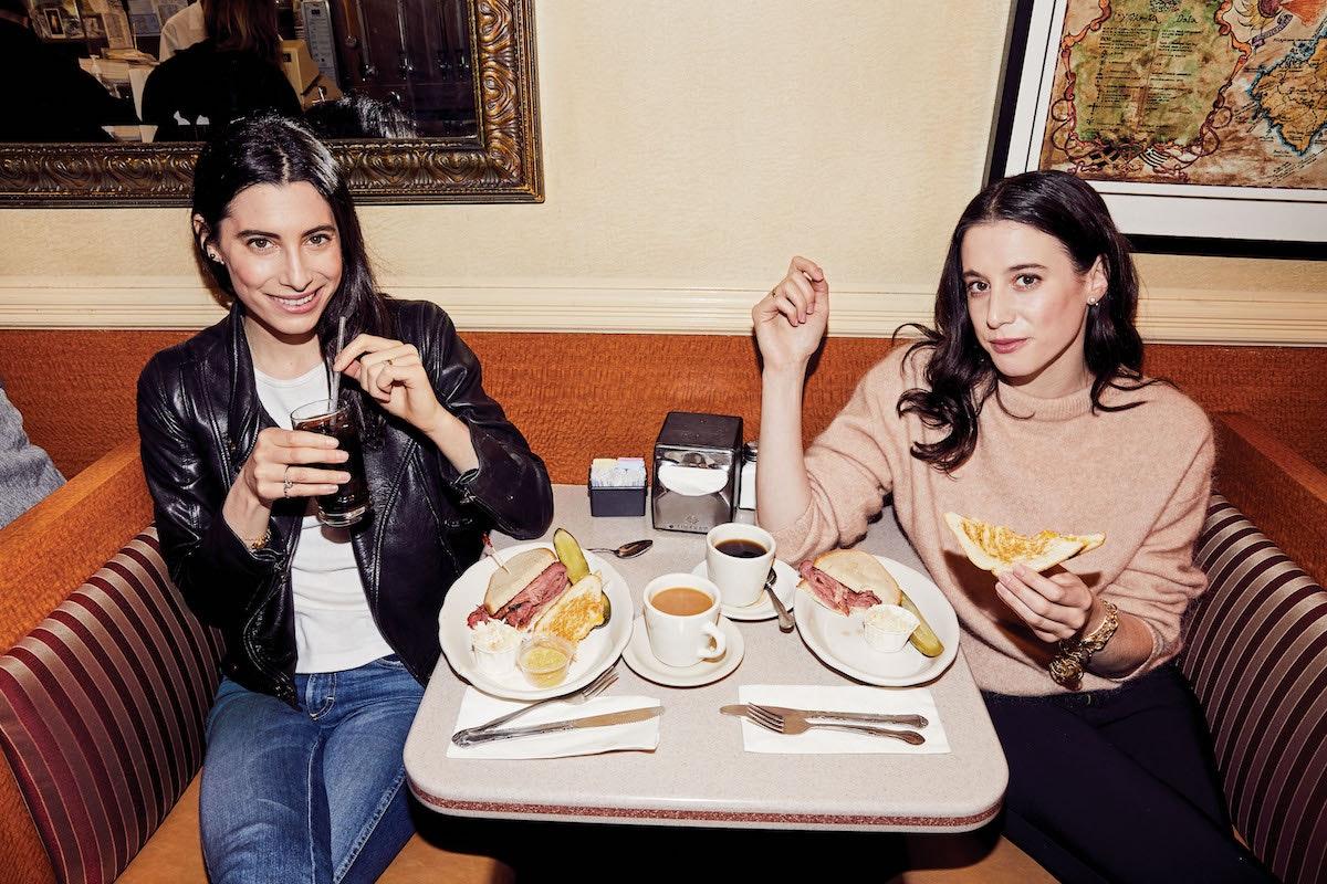 She Eats: Danielle and Lauren Kosann of New Potato