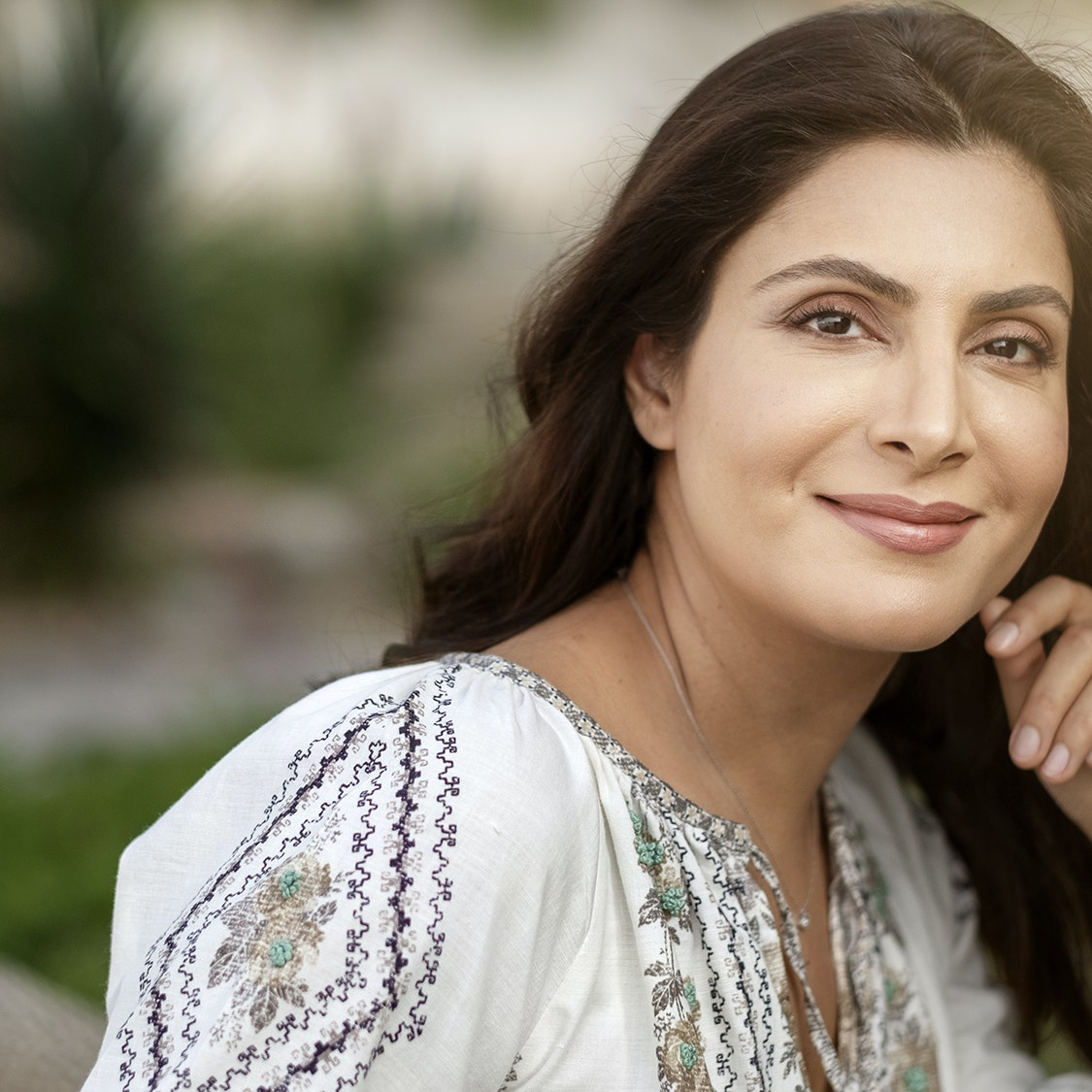 How This 44-Year-Old Dubai-Based Doctor and Entrepreneur Keeps Her Skin Looking So Radiant