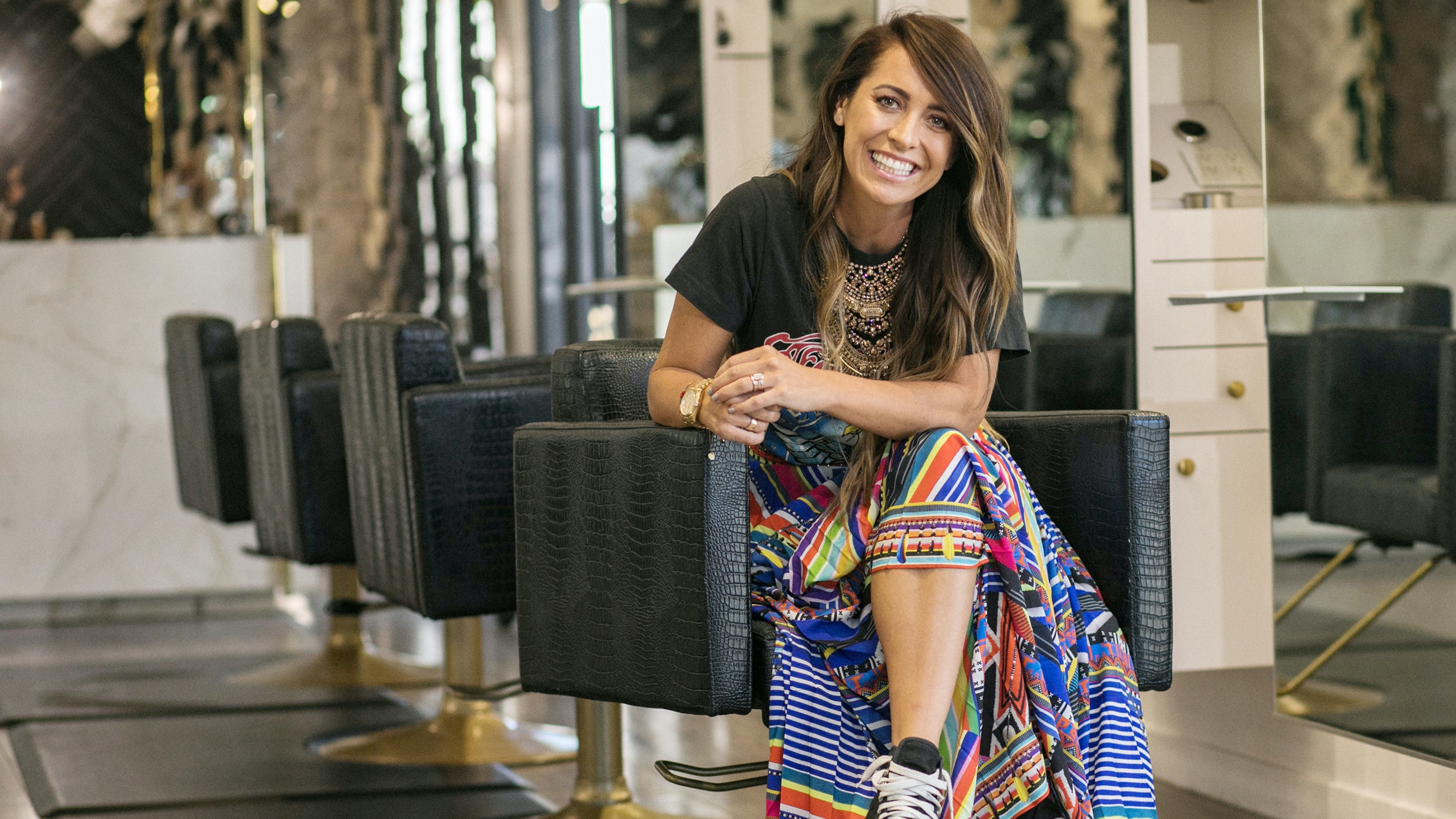 "Why Hollywood's Most In-Demand Hairstylist Won't Refer to Herself as a ""Celebrity Stylist"""