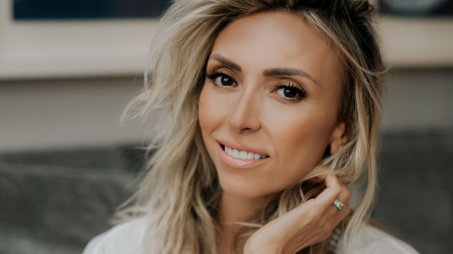 How Surviving Breast Cancer Inspired Giuliana Rancic's New Skincare Line