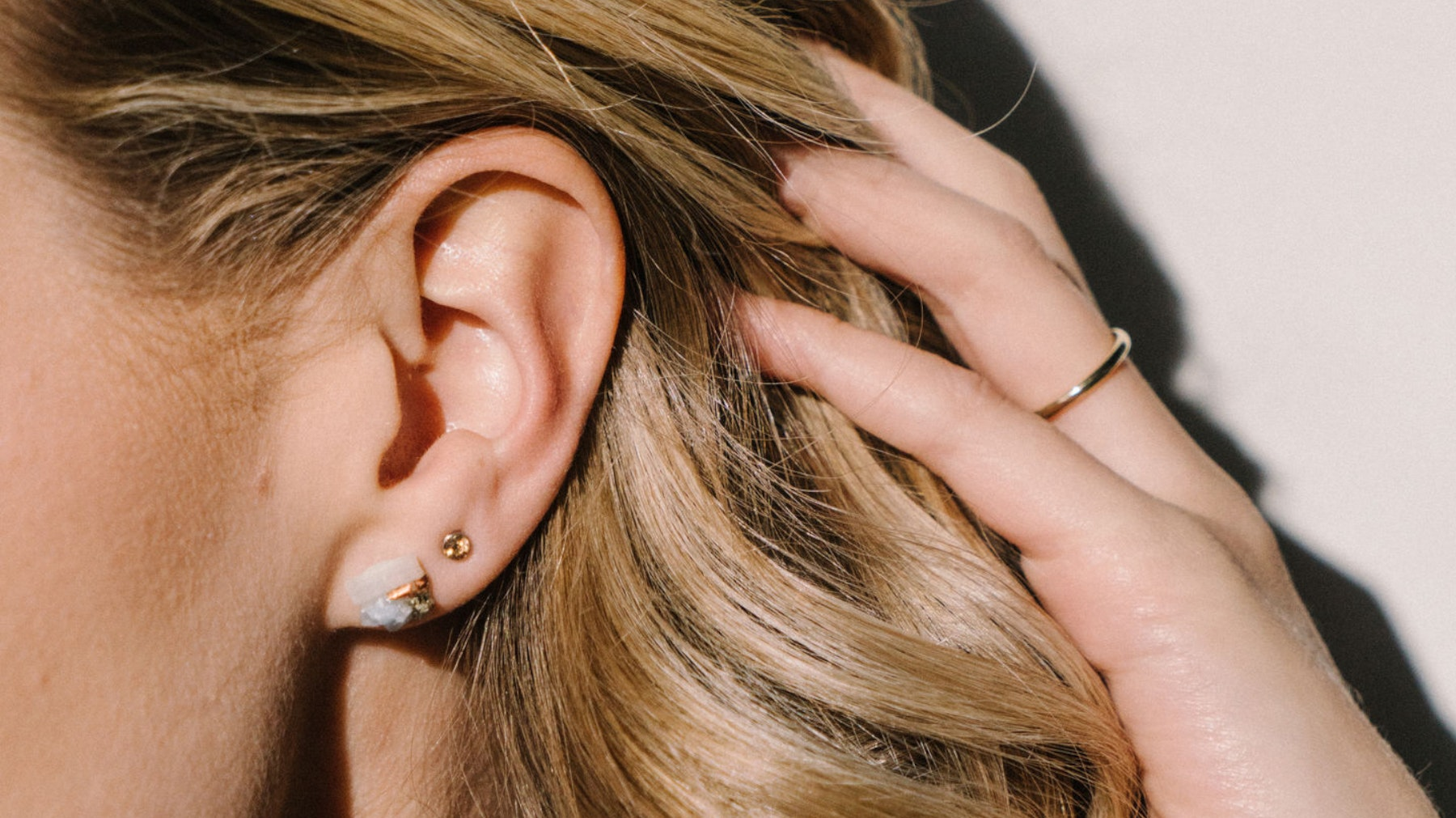 Your Earlobes Could Be Aging You — Here's How to Treat Them