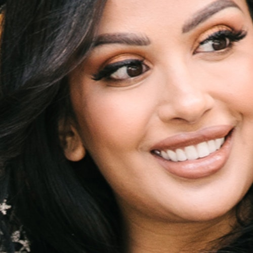 Influencer Irene Khan Opens Up About Injectables, Learning to Delegate, and Following Your Dreams