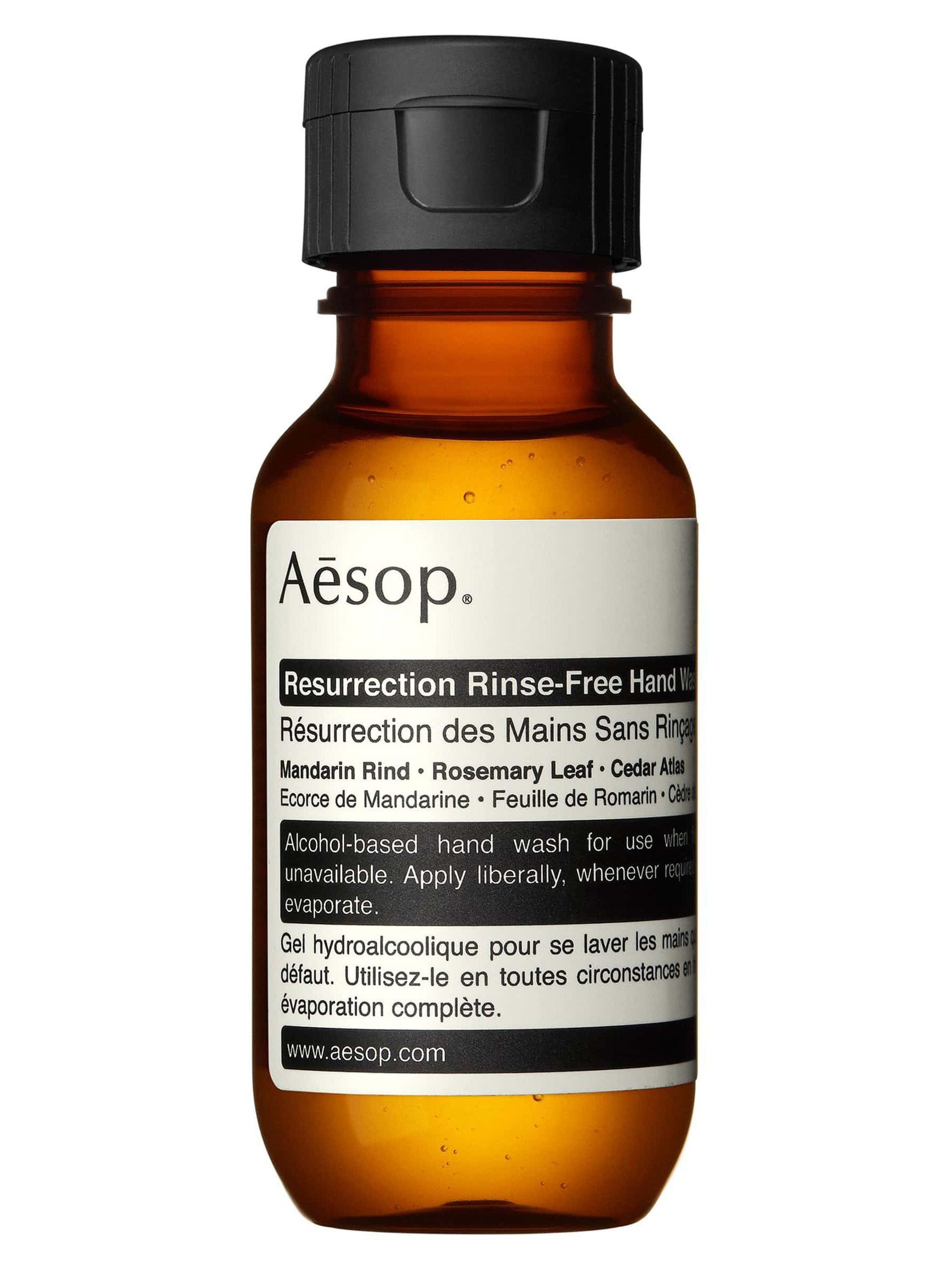 Aesop Resurrection Rinse-Free Hand Wash