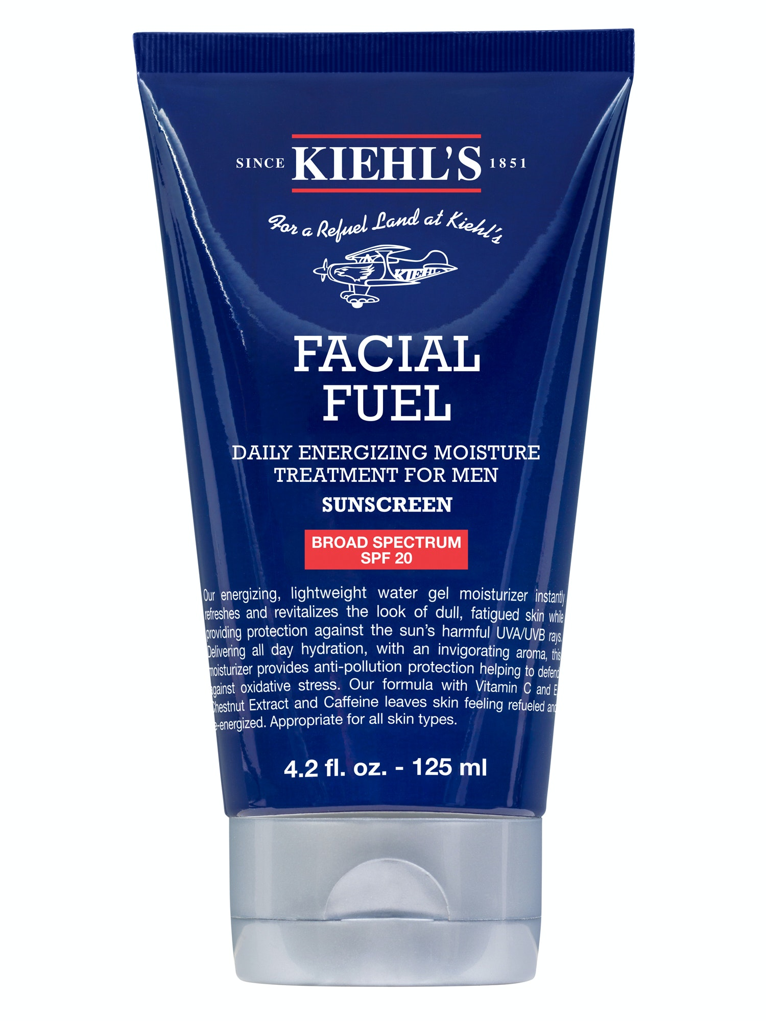 Kiehl's Since 1851® Facial Fuel® Sunscreen Broad Spectrum SPF 15
