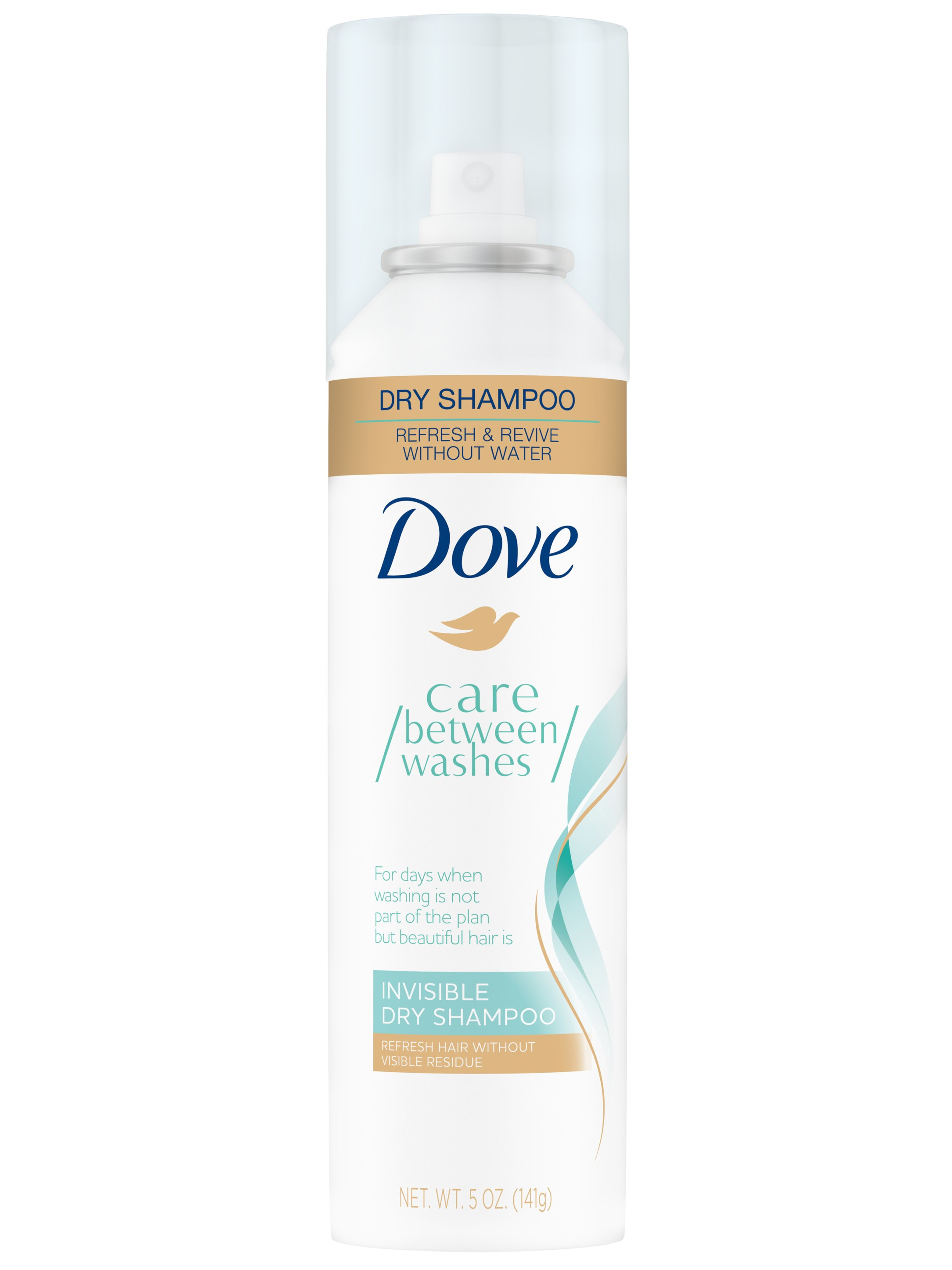 Dove Care Between Washes™ Invisible Dry Shampoo
