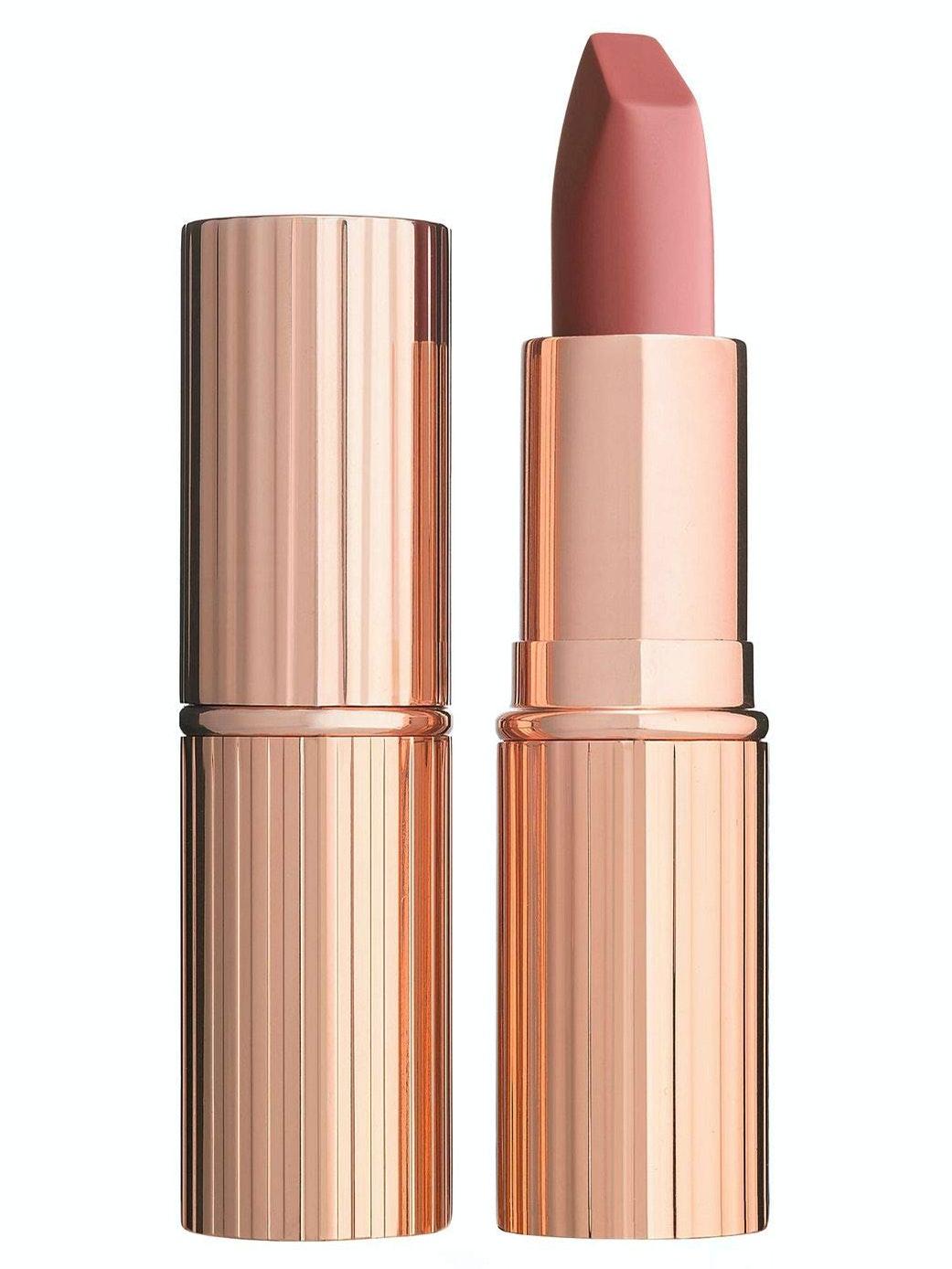 Charlotte Tilbury® Matte Revolution® Lipstick in Pillow Talk