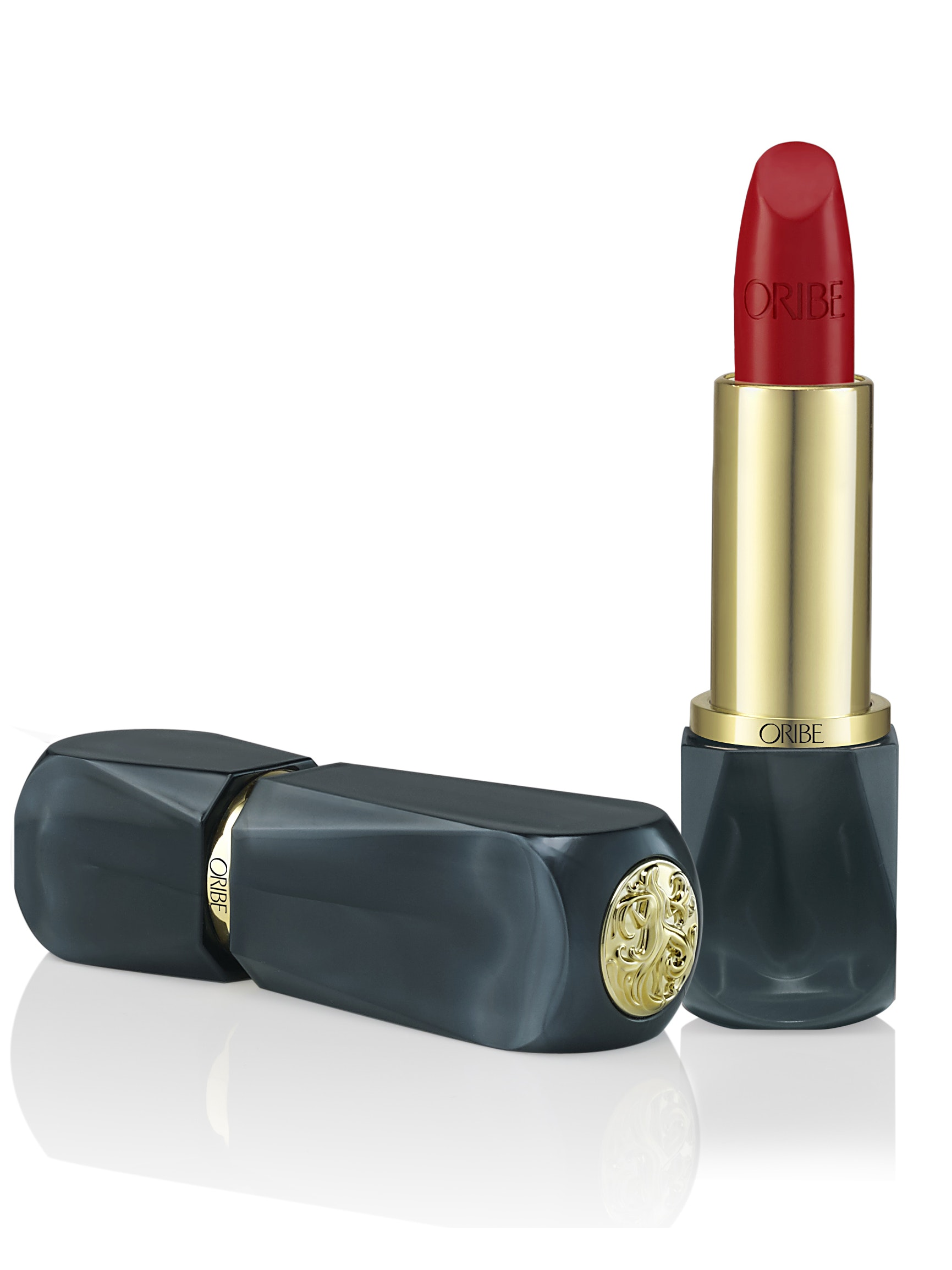 Oribe® Lust Crème™ Lipstick in The Red