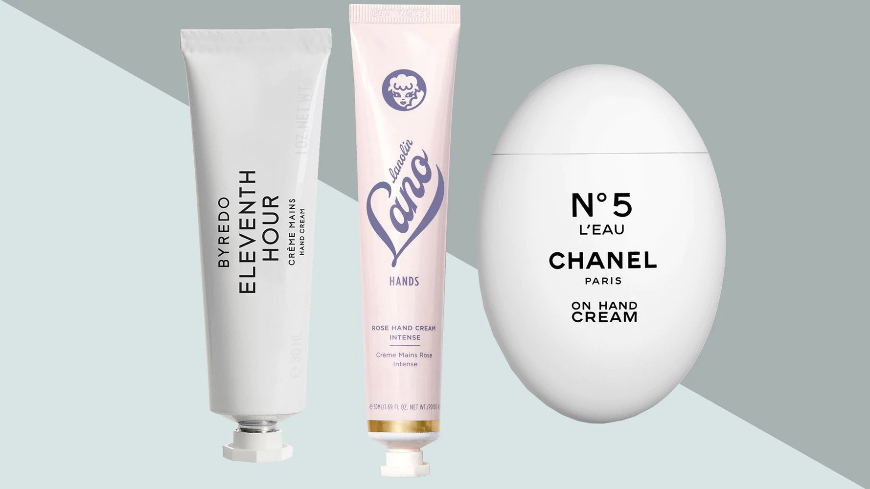 Hand Creams for Winter Skin