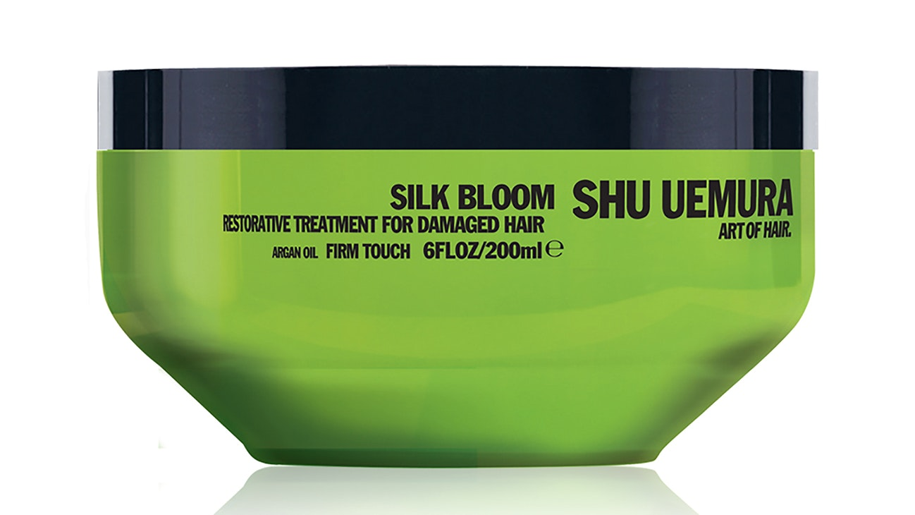 Shu Uemura Silk Bloom Restorative Treatment Mask For Damaged Hair