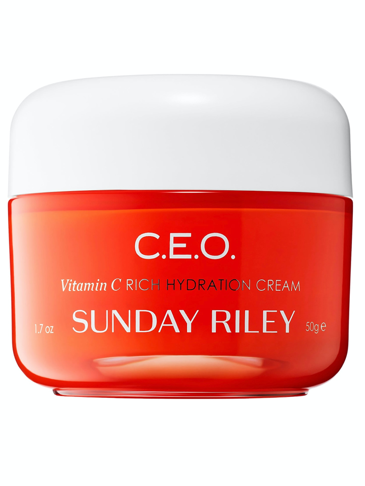 Sunday Riley CEO moisturizer