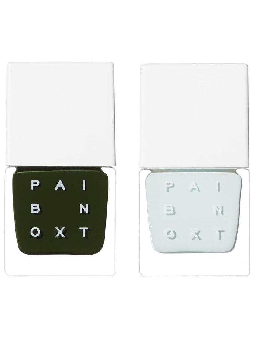 Paintbox nail polish bottles