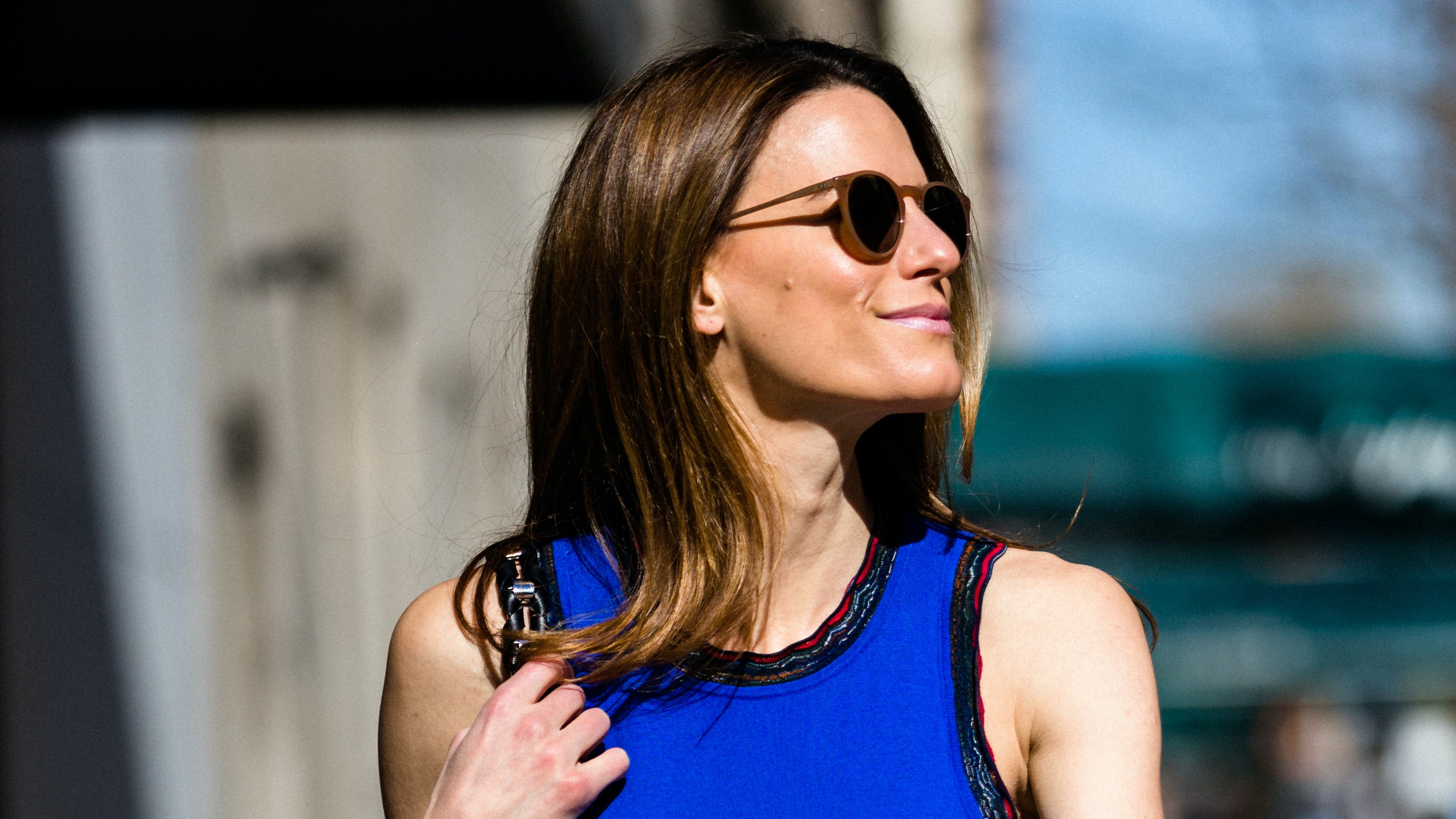 Fashion Expert Brooke Jaffe Shares Her Secrets to Industry Success and Glowing Skin