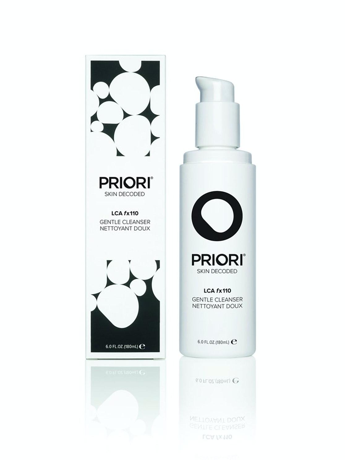 Priori Gentle Facial Cleanser