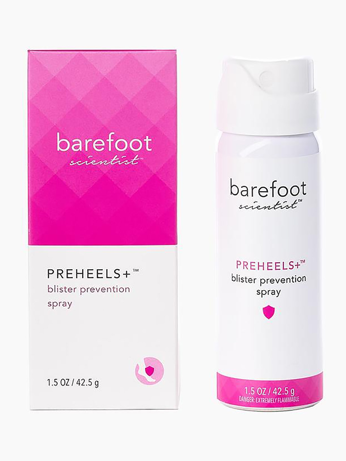 Barefoot Scientist™ PreHeels+® Blister Prevention Spray