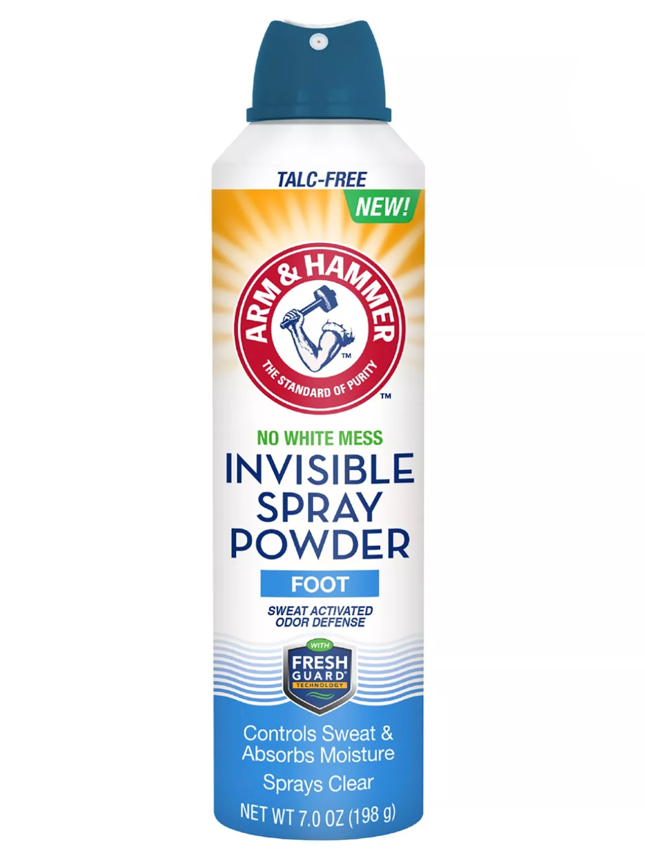 Arm & Hammer® Invisible Spray Foot Powder
