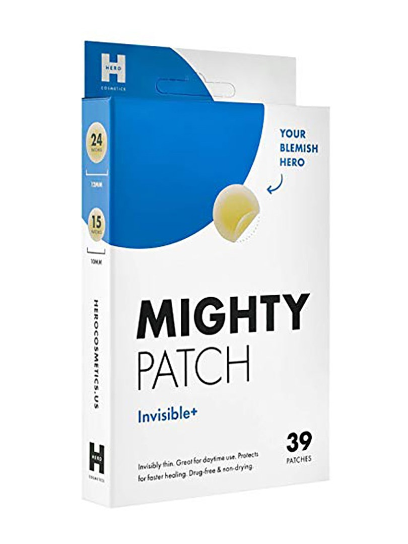 Mighty Patch Invisible+