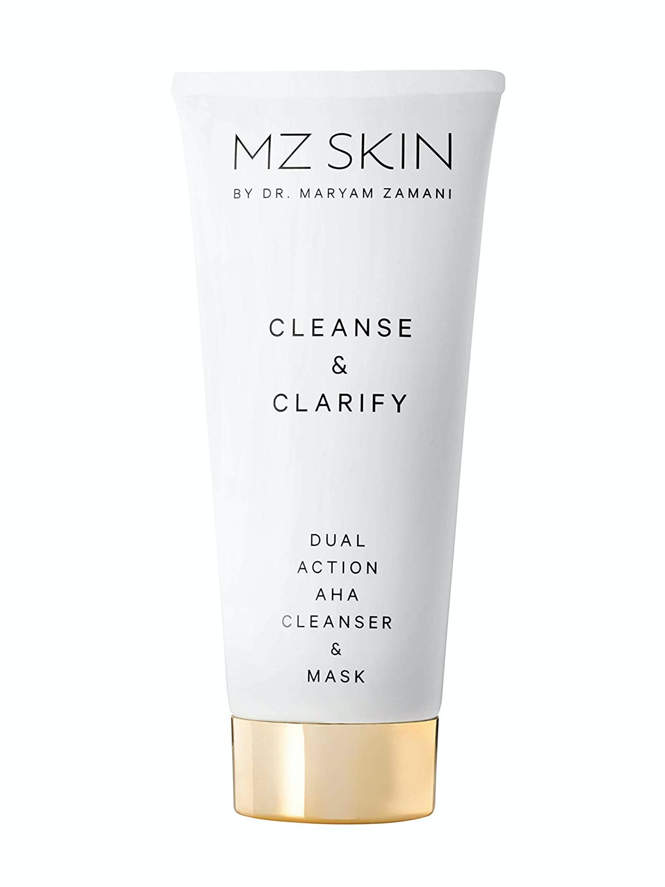 MZ Skin Cleanse & Clarify Dual Action AHA Cleanser and Mask