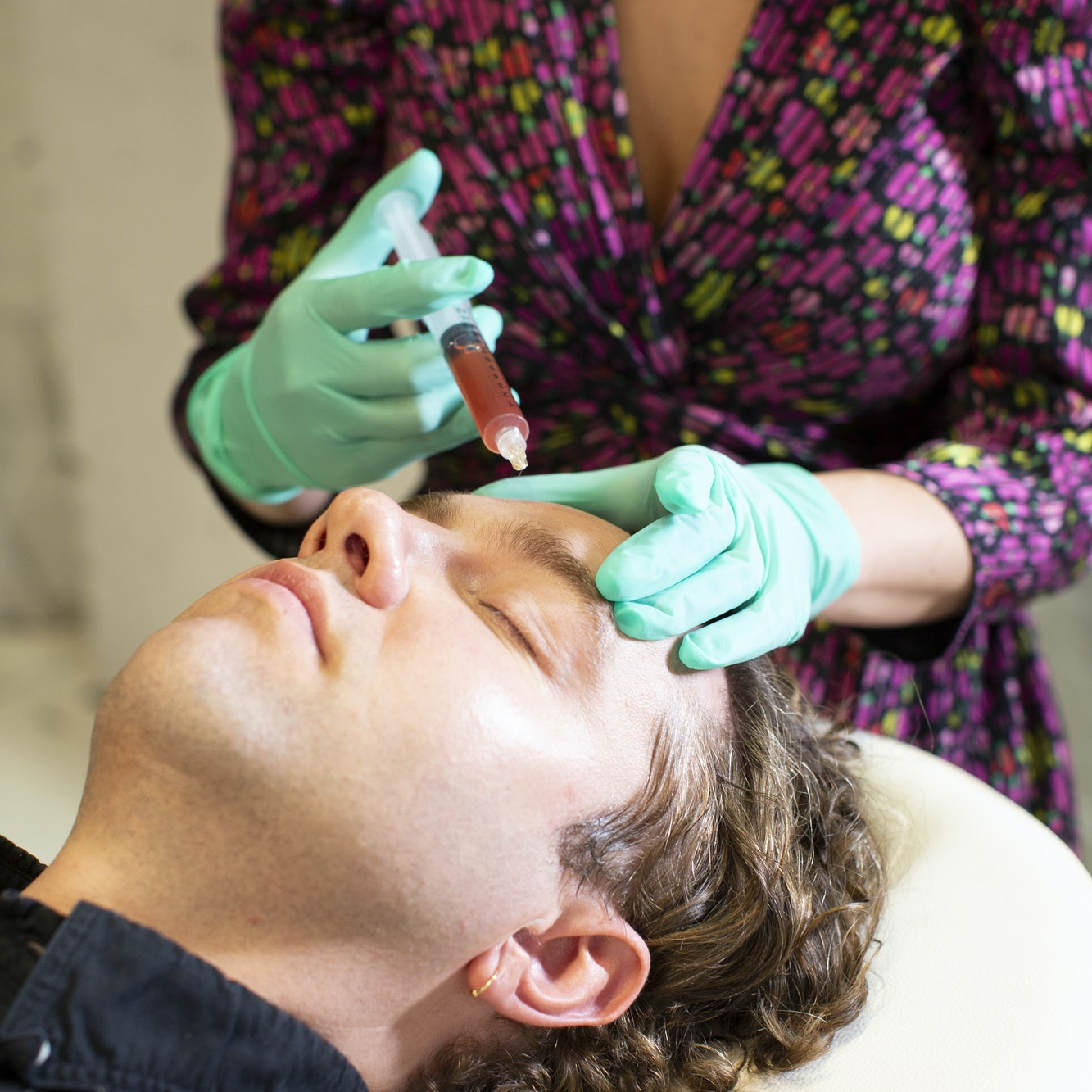 TreatMEnt of the Week: The Infamous, Gory Vampire Facial