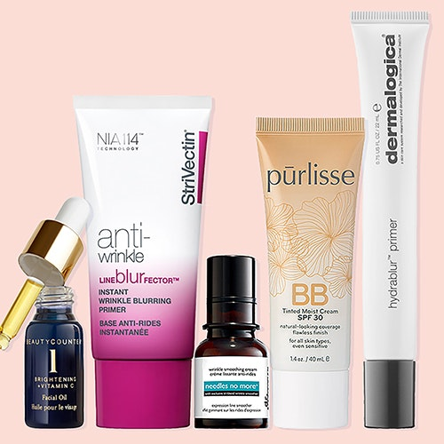 7 Products That Will Prevent Makeup From Settling In Fine Lines, According to Experts