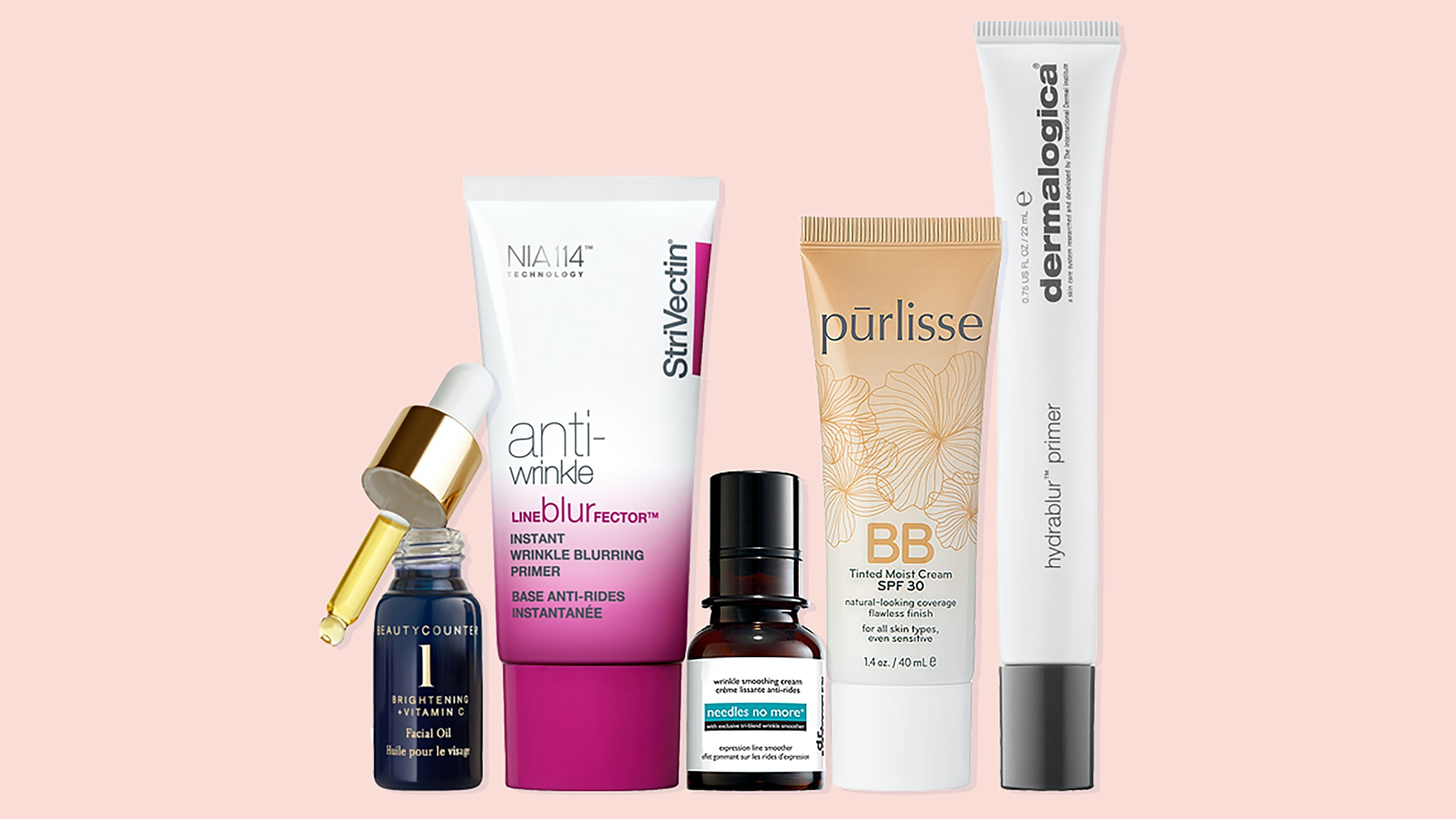 Beauty products to smooth the appearance of lines