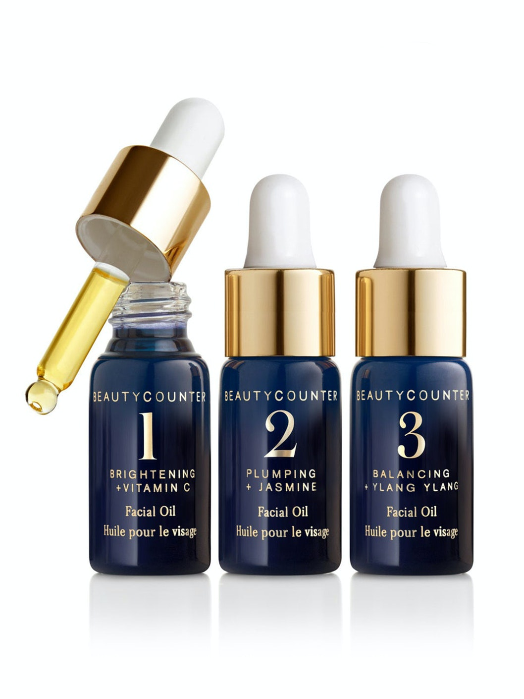 Beautycounter Glow and Go Mini Oils