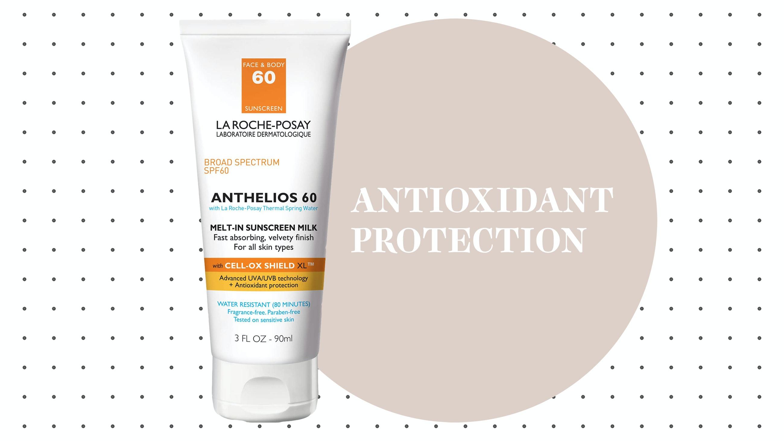 LaRoche-Posay Anthelios 60 Melt-in Sunscreen Milk