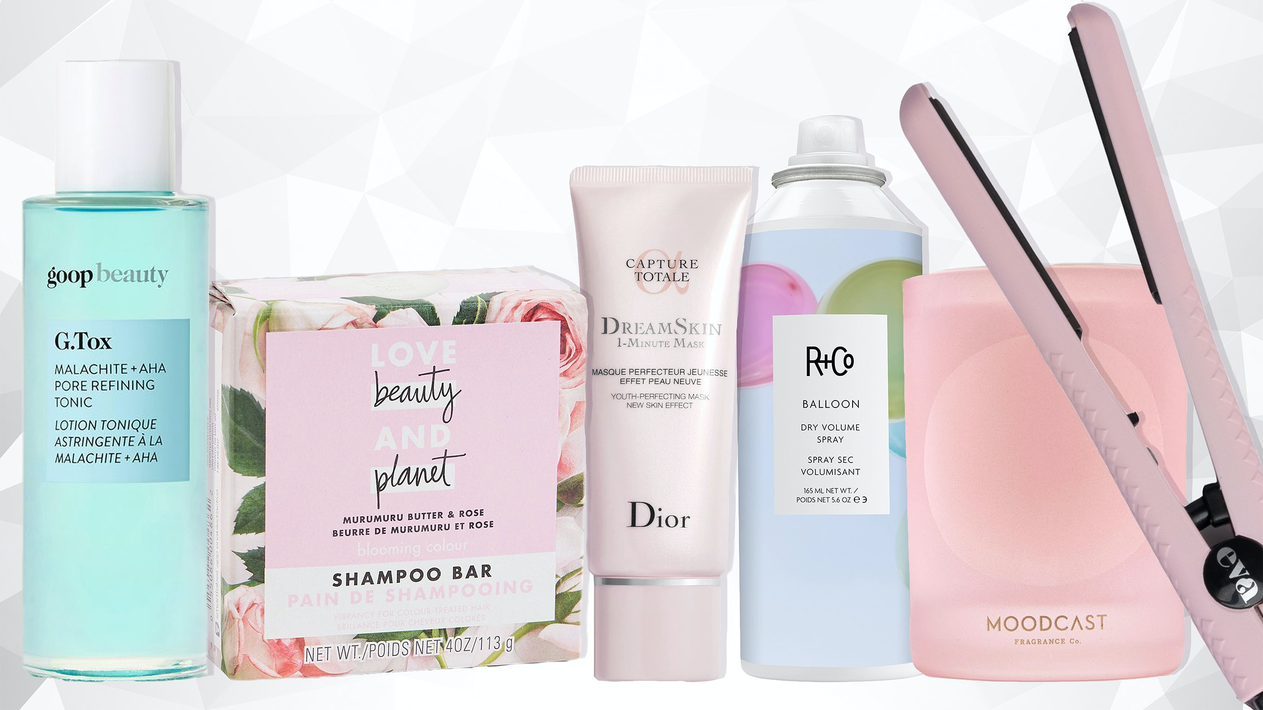 August beauty products