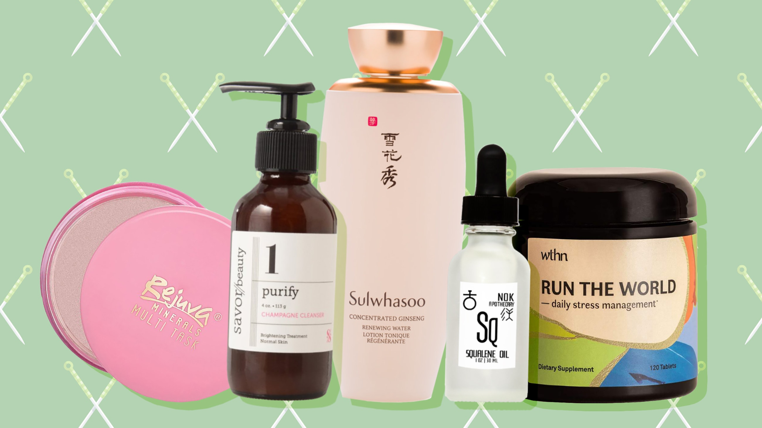 Acupuncturists' favorite natural beauty products