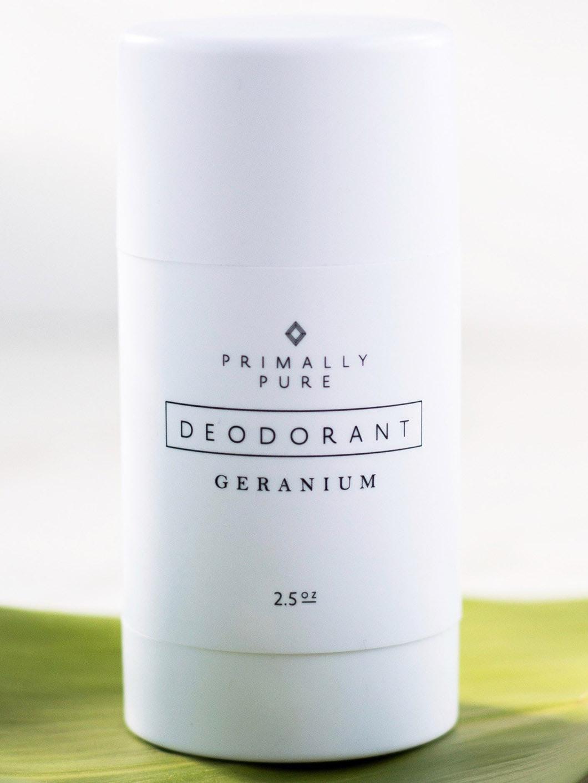Primally Pure Geranium Deodorant