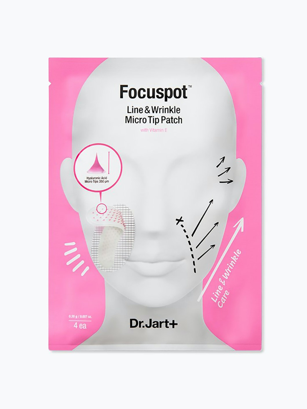 Dr. Jart+ Focuspot Line and Wrinkle Micro Tip Patch