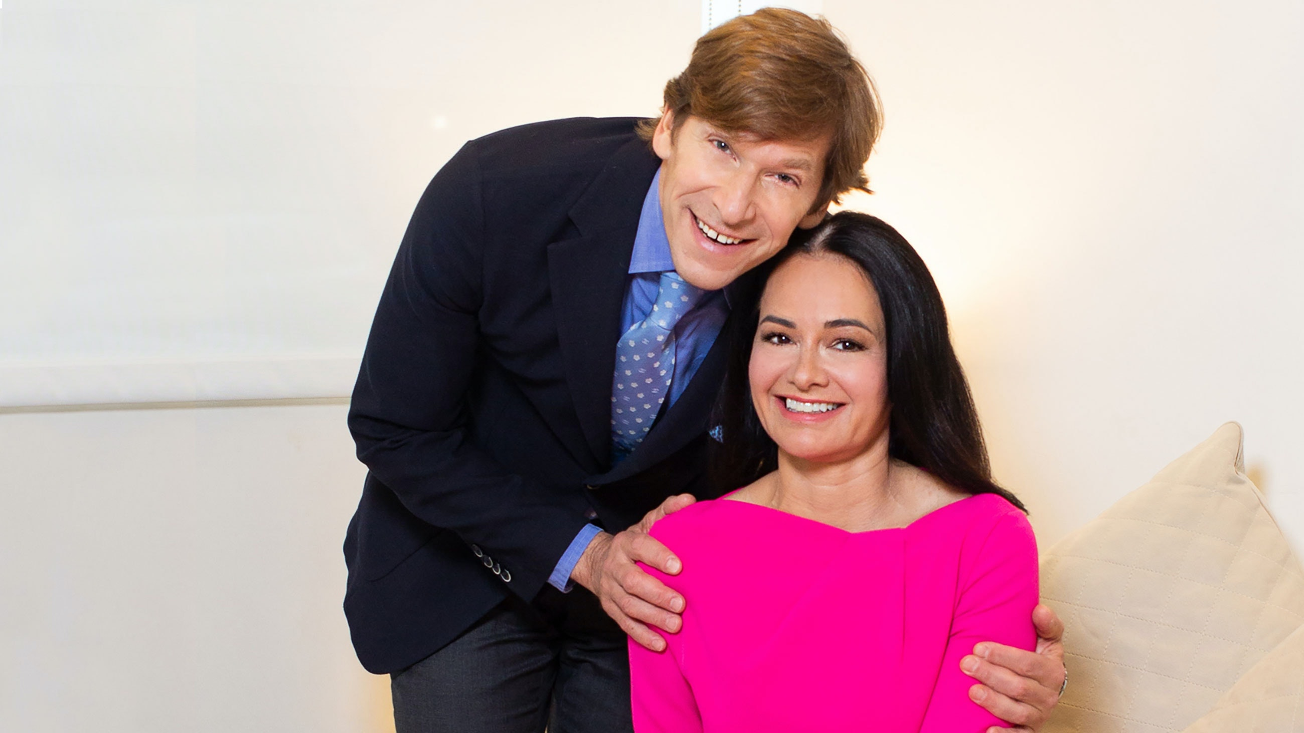 Dr. Lisa Airan and Dr. Trevor Born