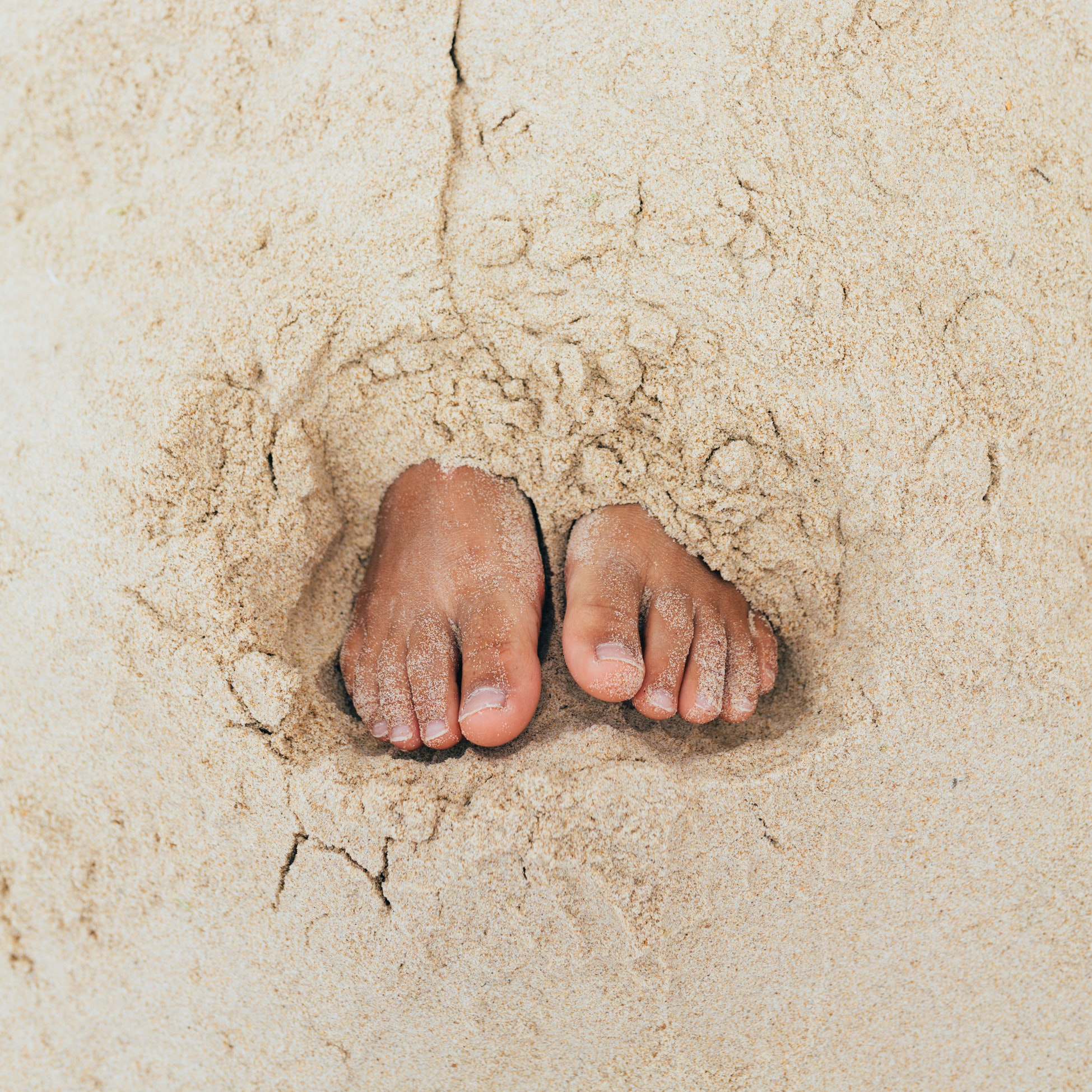 I Got Buried Alive in Hot Sand For the Sake of Beauty — and I Loved It