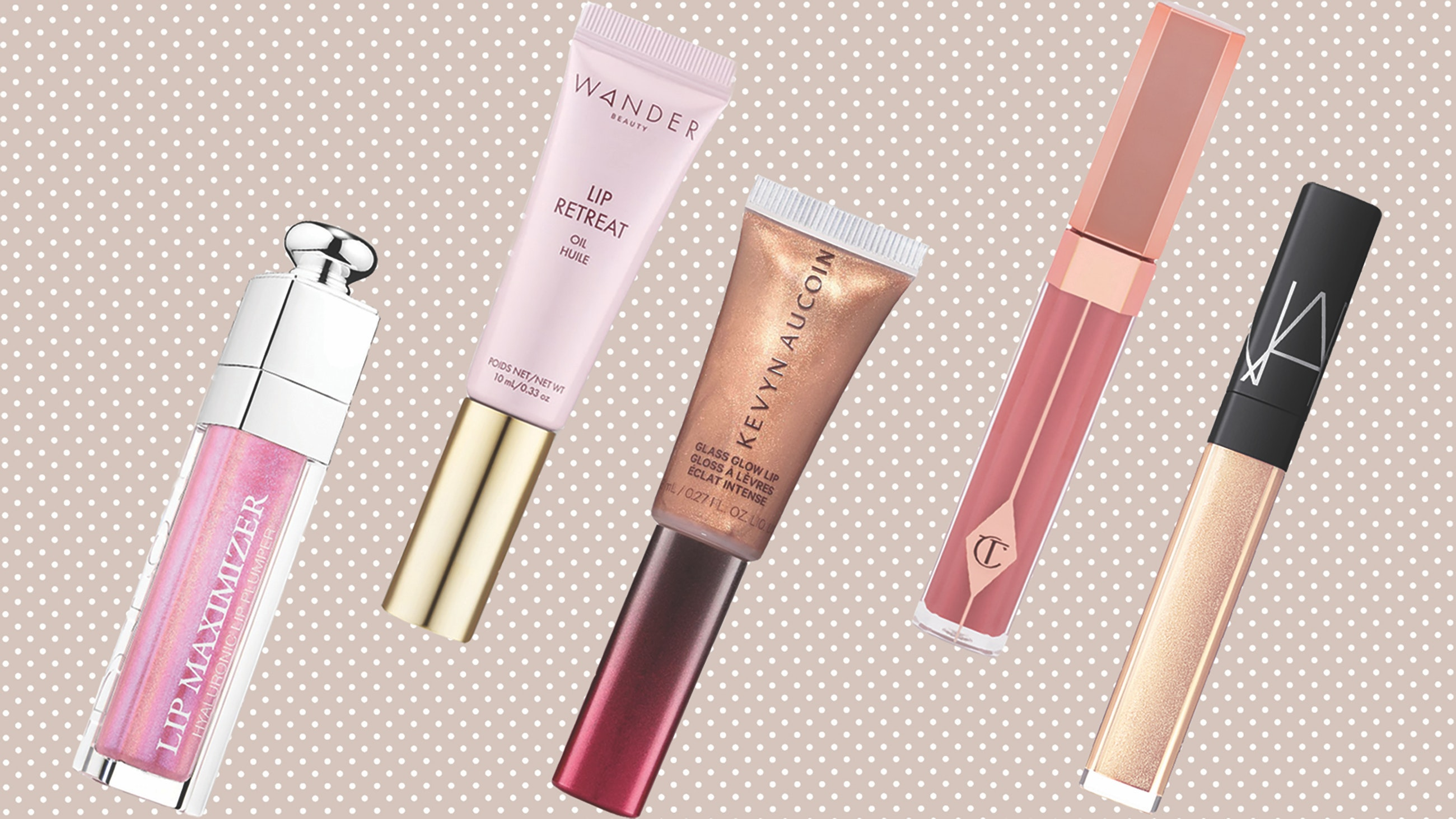 Our Editors Are Totally Hooked on These 8 Luxurious Lip Glosses