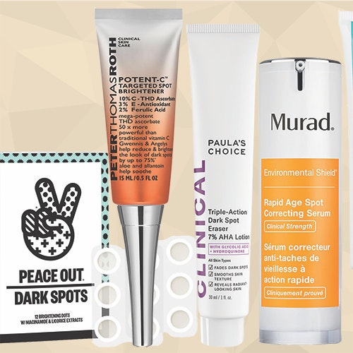 If Sun Spots Are Dulling Your Shine, Try 1 of These 7 Treatments