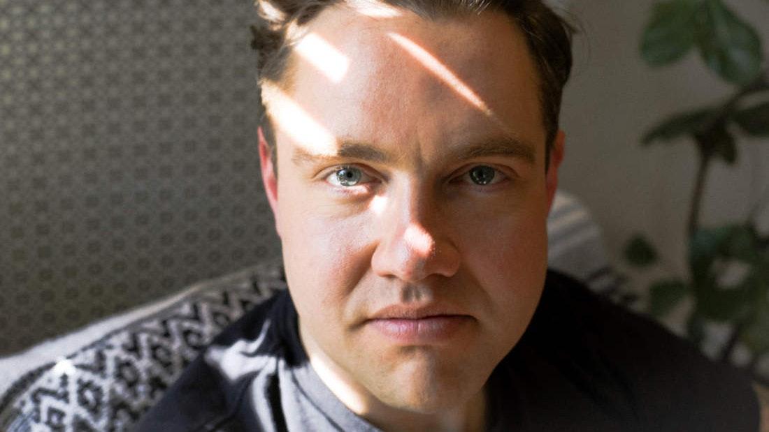 Garrett Munce Headshot