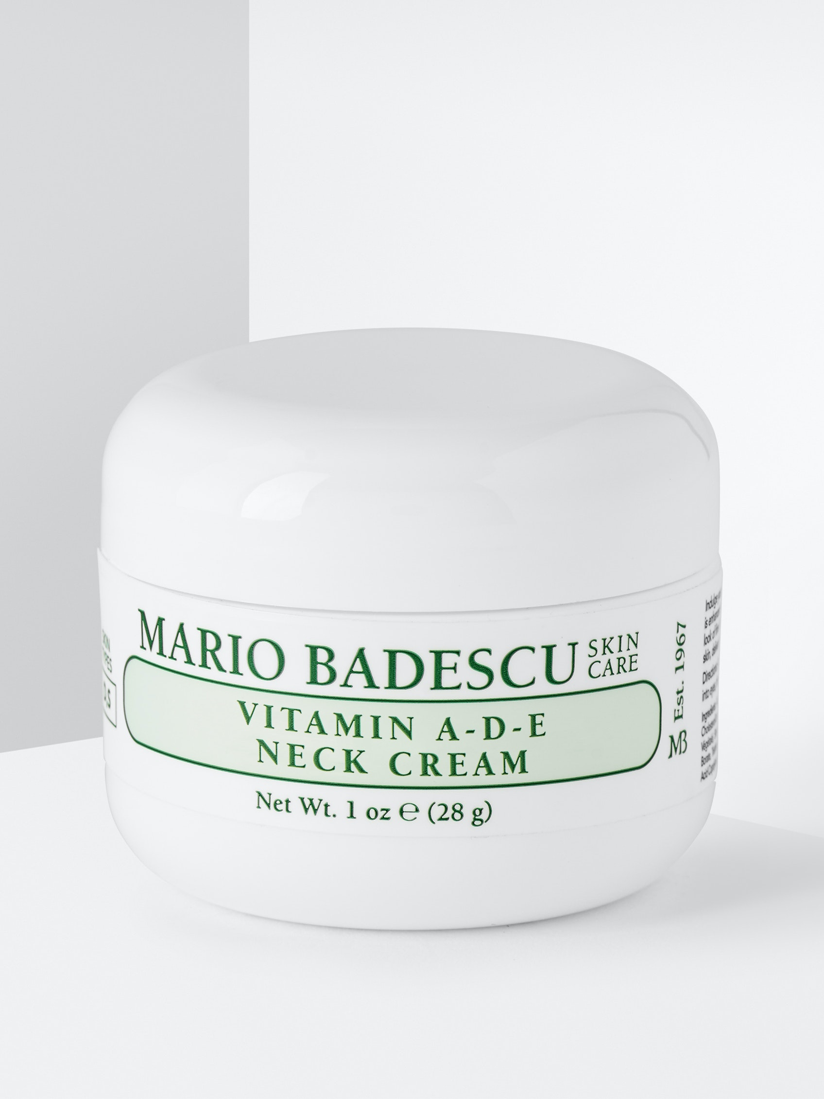 Mario Badescu Skin Care Vitamin A-D-E Neck Cream