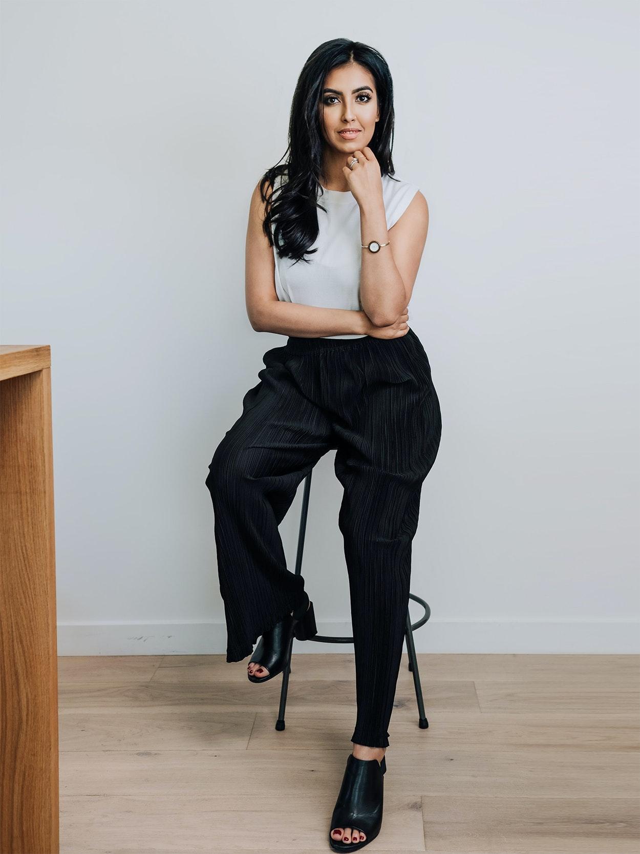 Nadia Musavvir