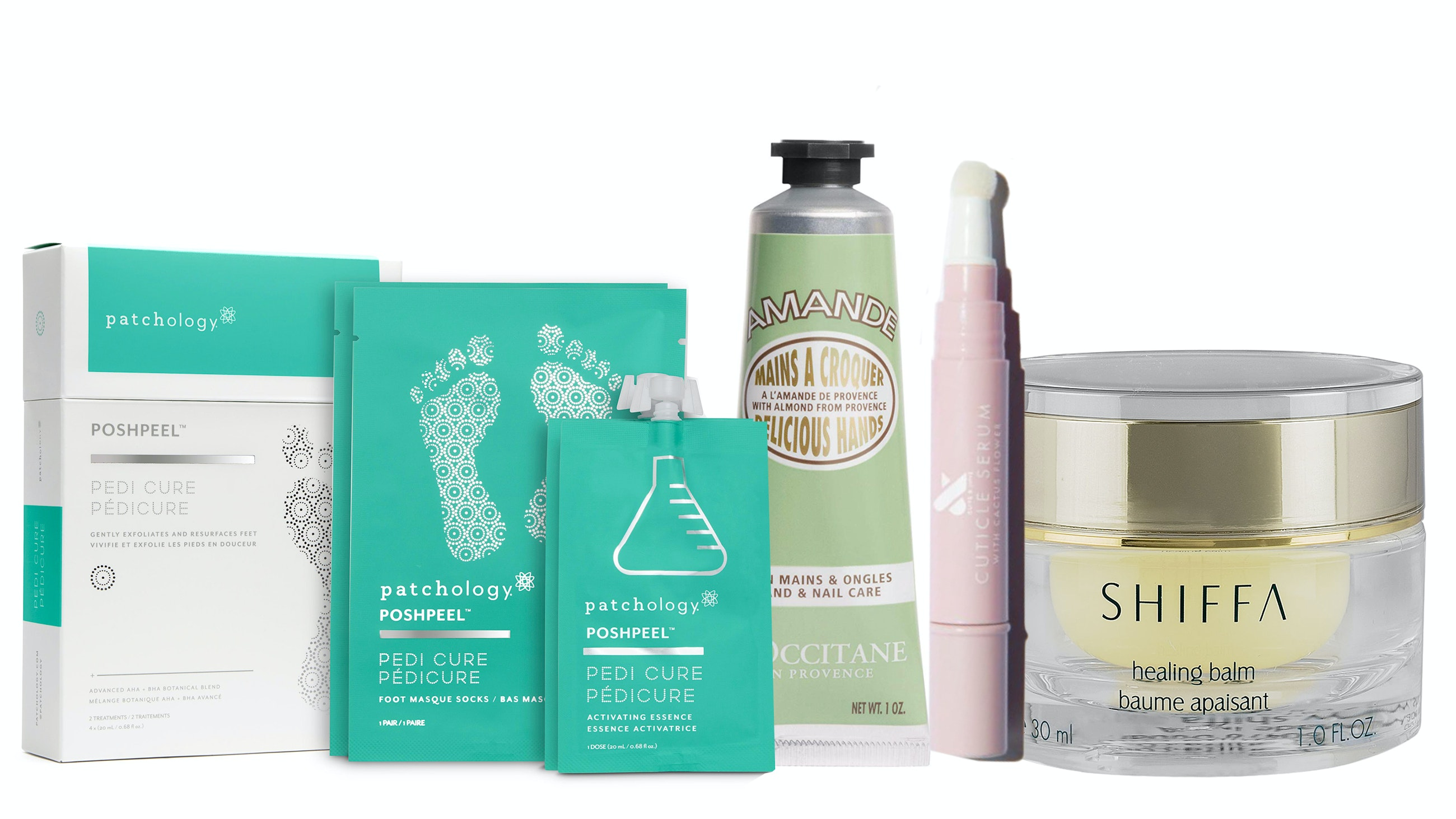 post-vacation body products