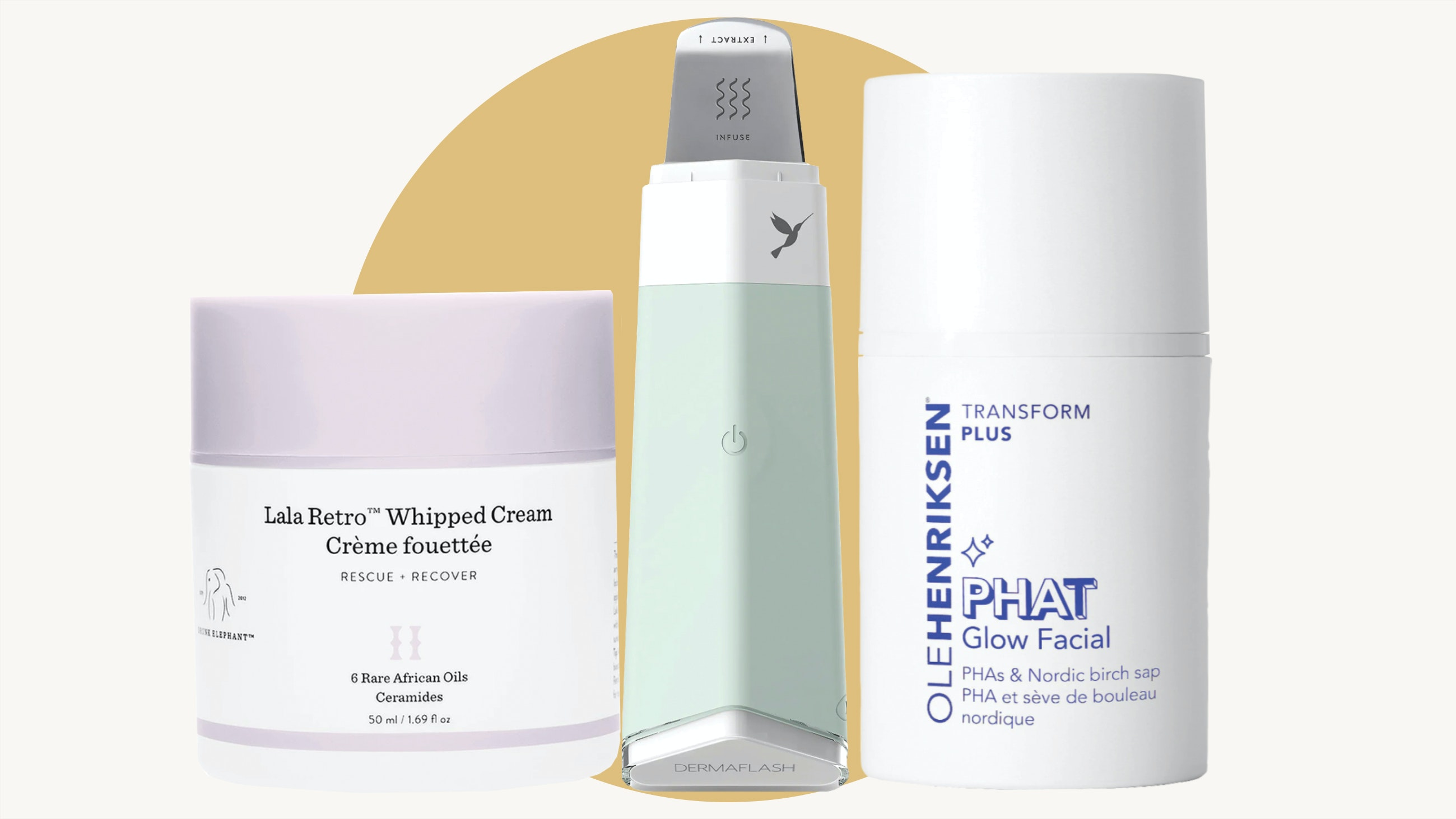 skincare products at sephora