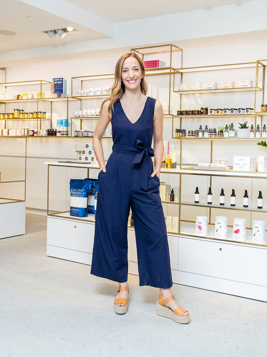 Clean Market Founder Lily Kunin